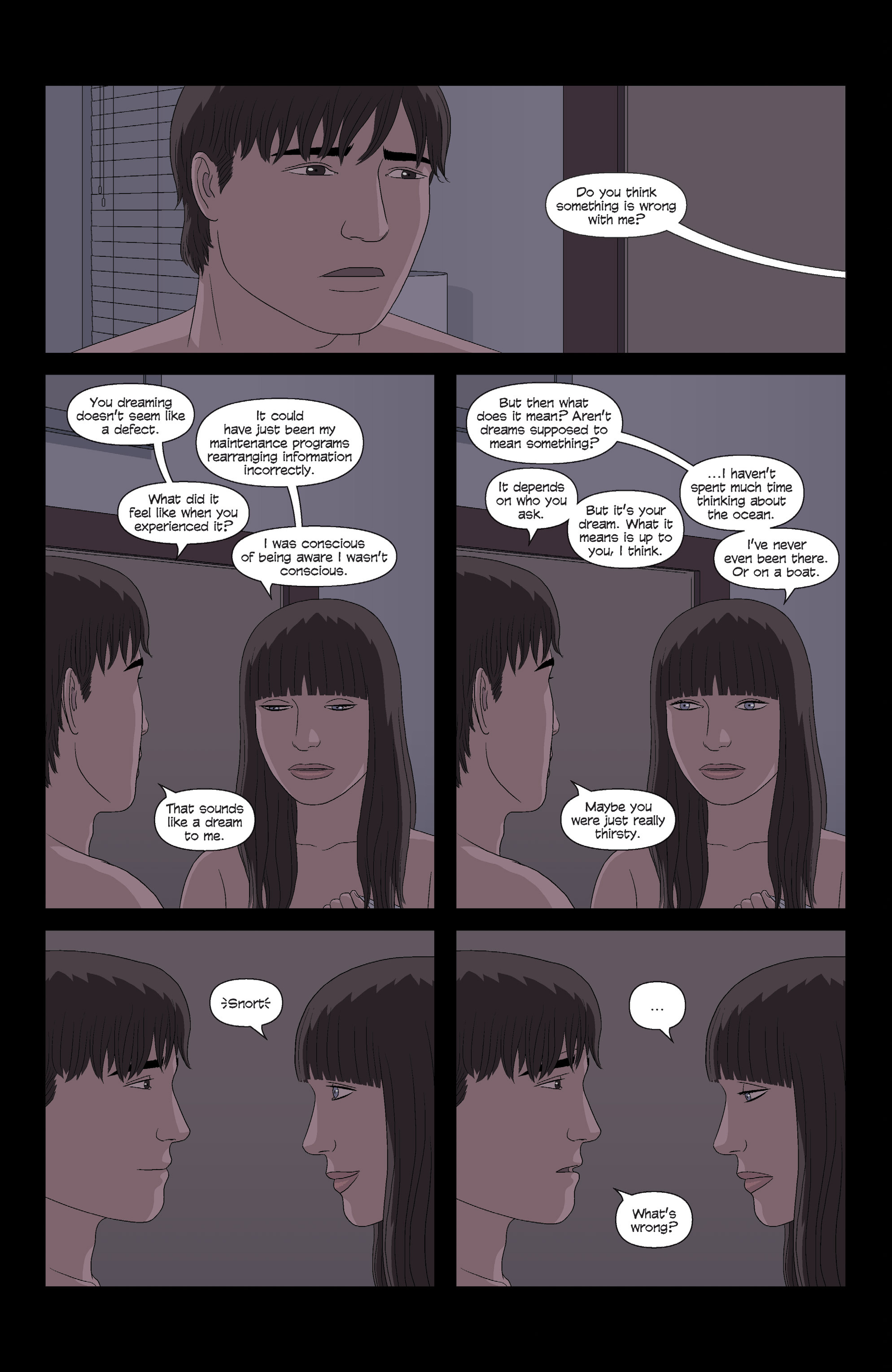 Read online Alex   Ada comic -  Issue #11 - 6