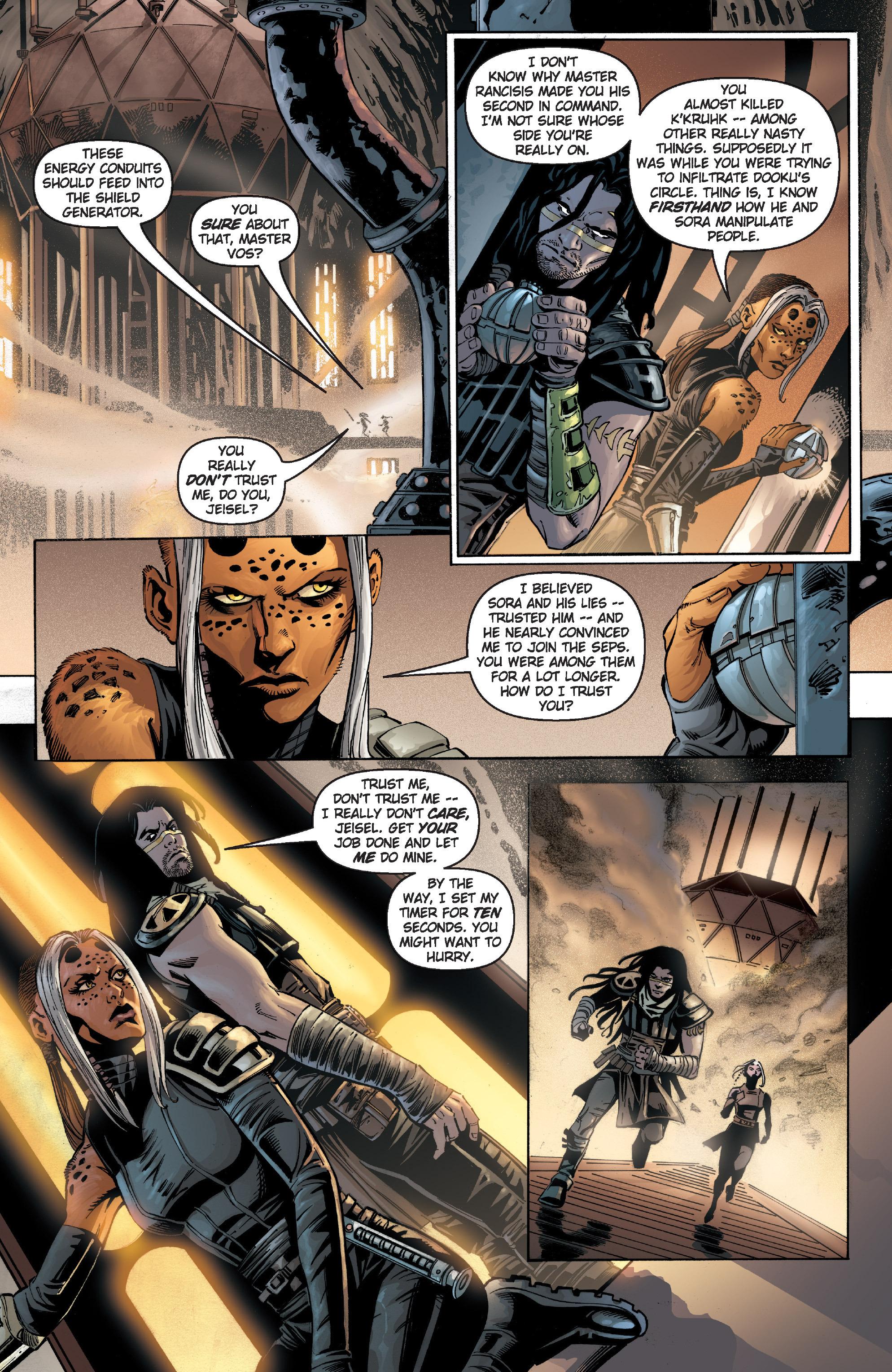 Read online Star Wars Omnibus comic -  Issue # Vol. 26 - 263