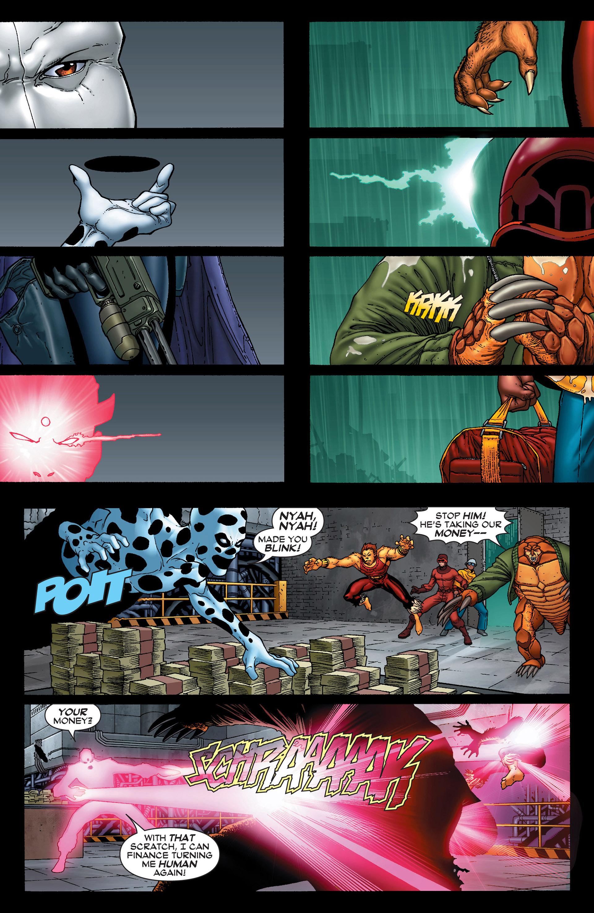 Read online Super-Villain Team-Up/MODOK's 11 comic -  Issue #1 - 18