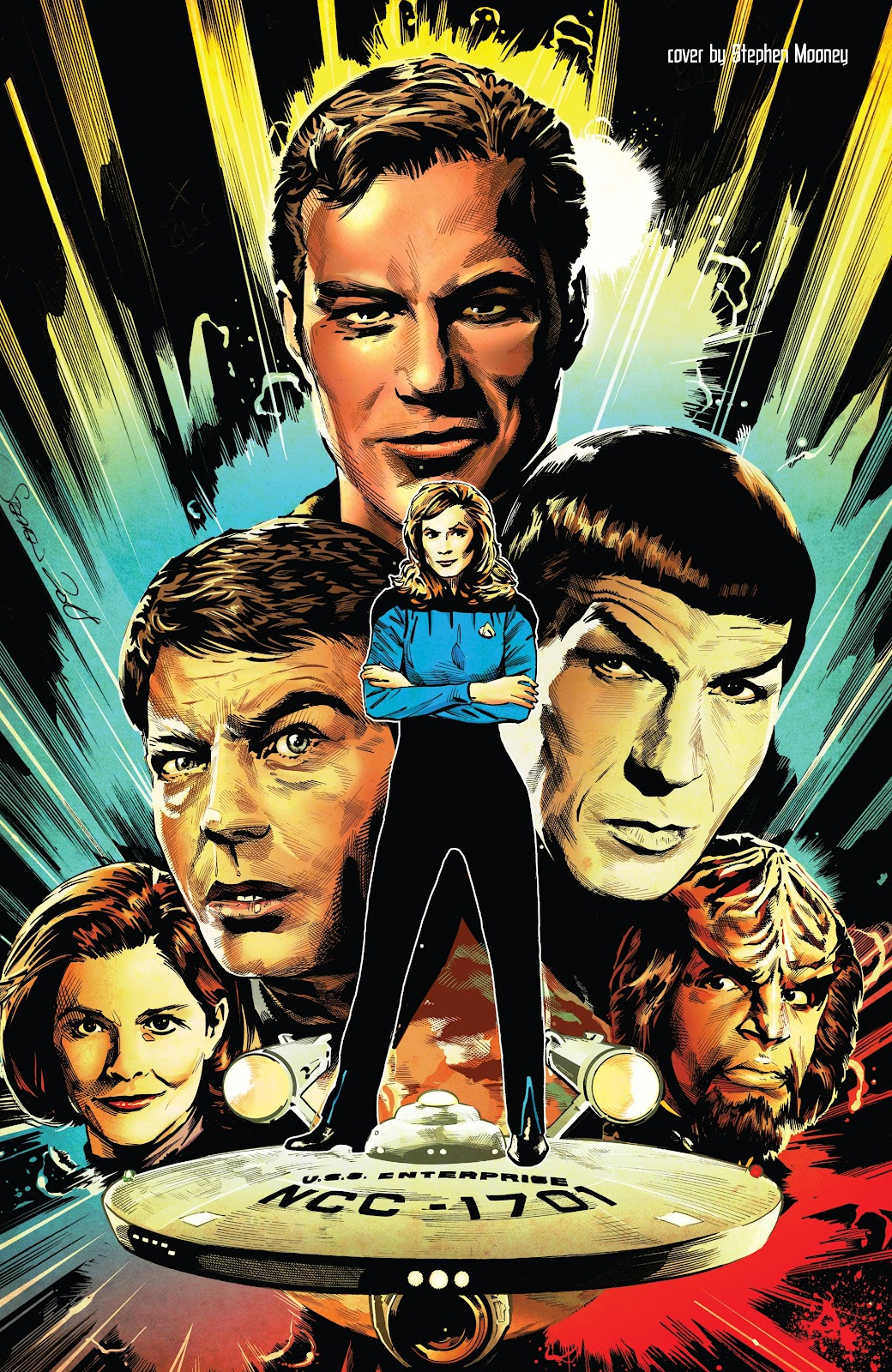 Read online Star Trek: Waypoint Special 2019 comic -  Issue # Full - 43