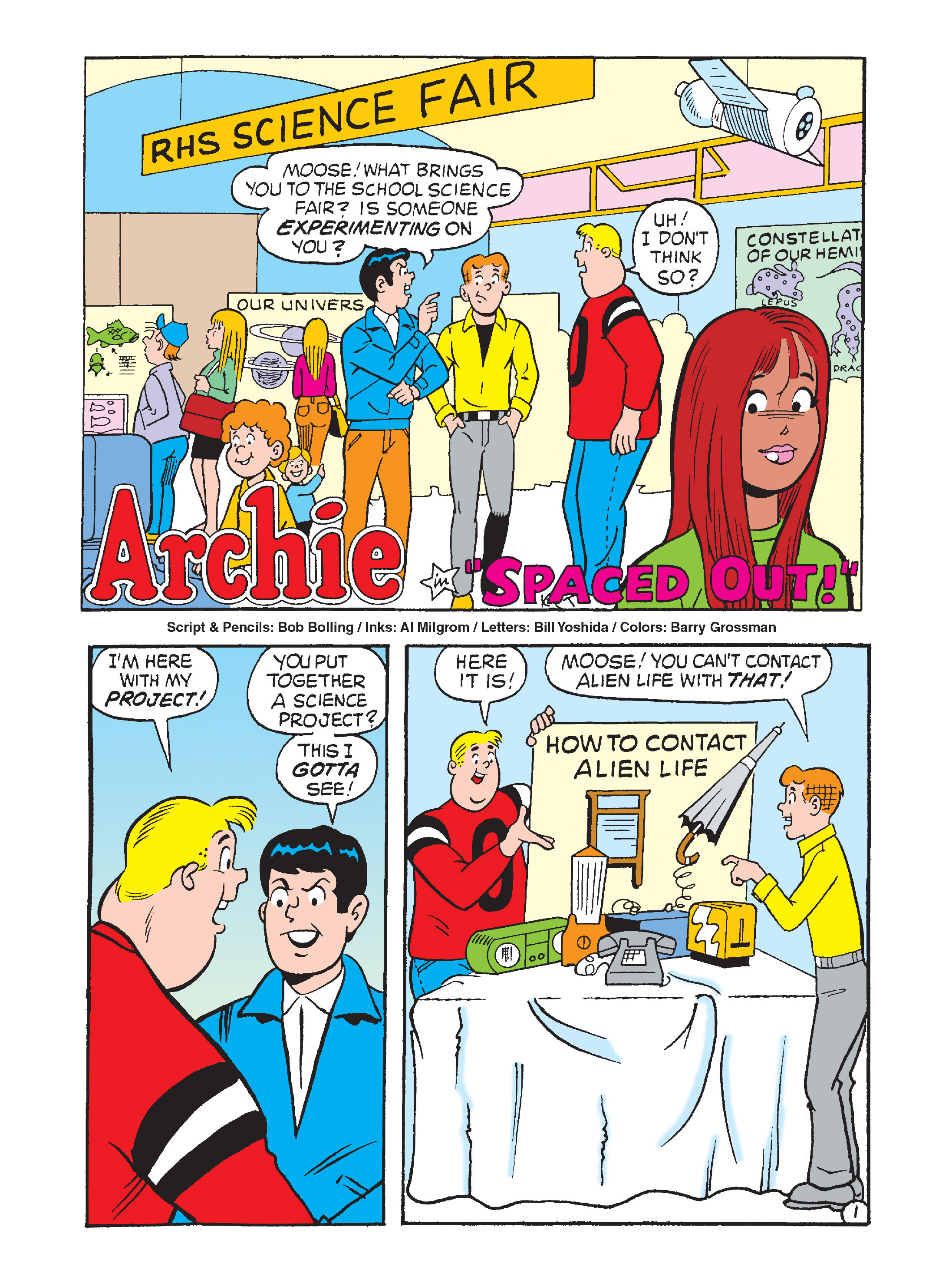 Read online Archie's Funhouse Double Digest comic -  Issue #12 - 62