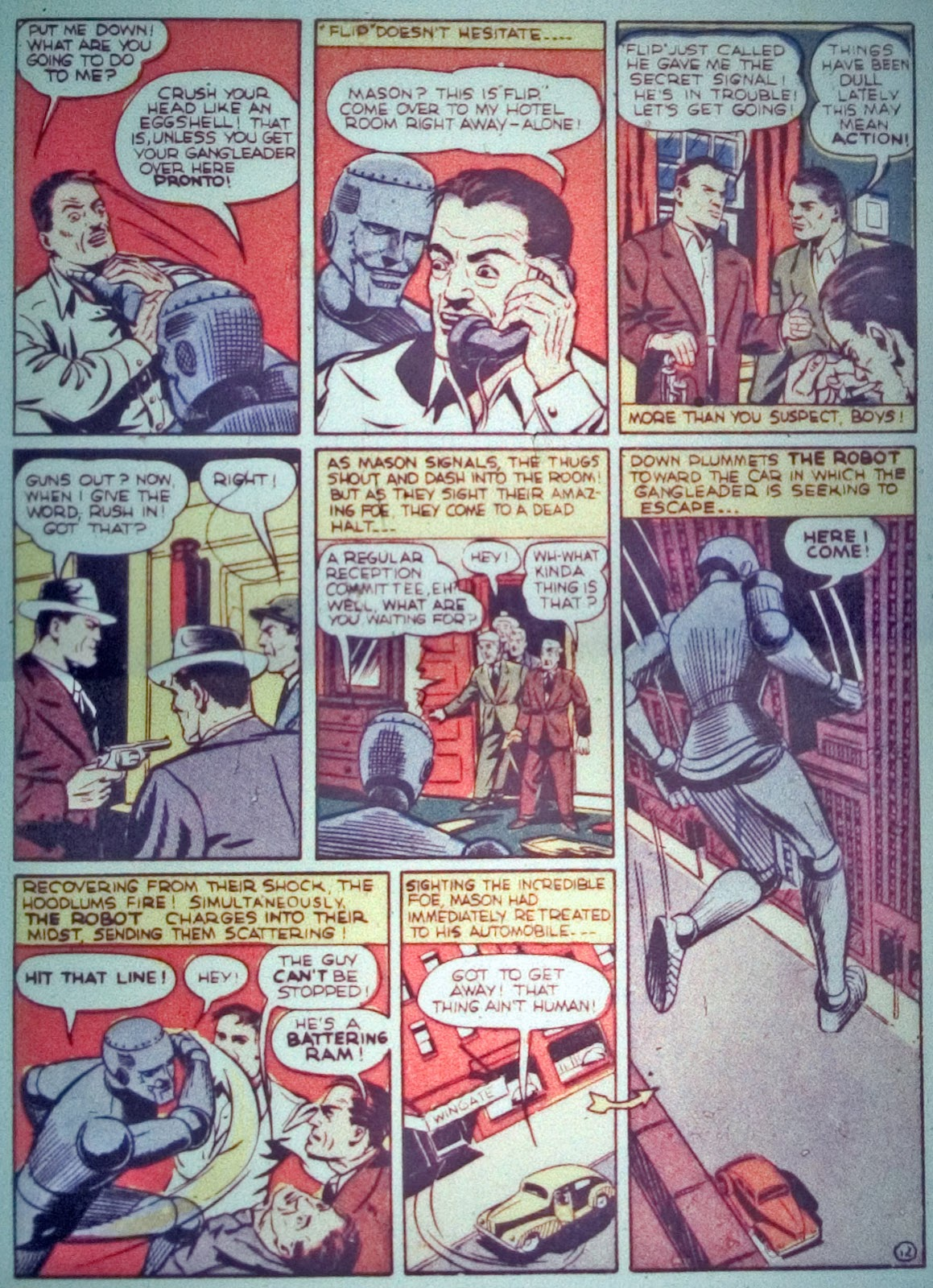 Star Spangled Comics (1941) issue 7 - Page 43