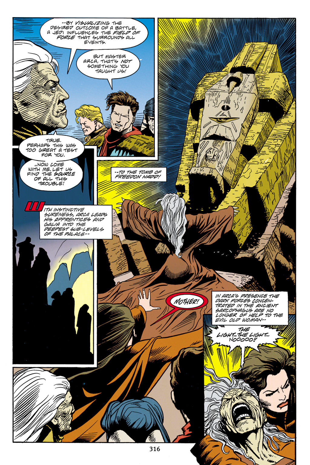 Read online Star Wars Omnibus comic -  Issue # Vol. 4 - 305