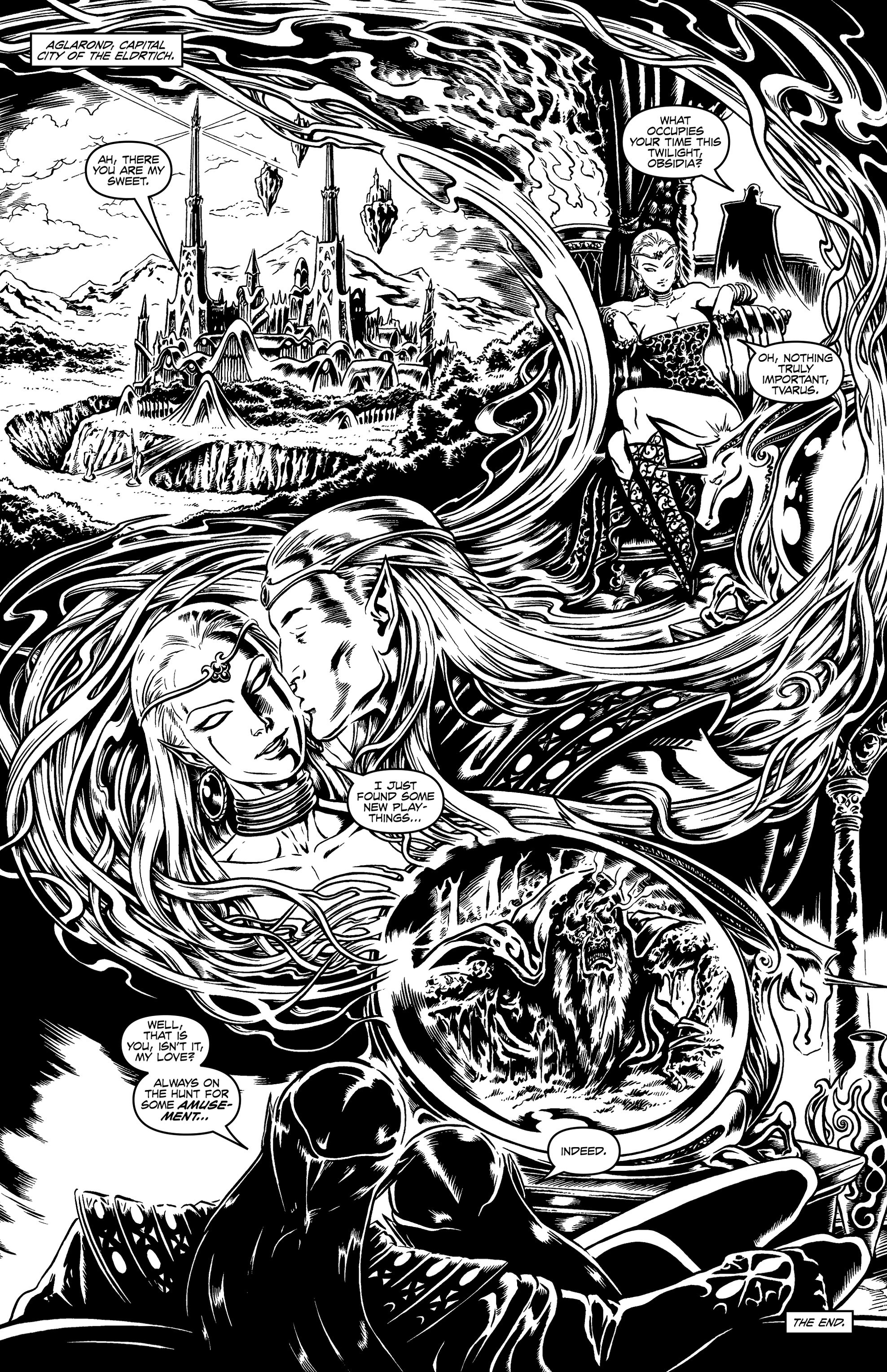 Read online Belladonna: Origins comic -  Issue #1 - 23