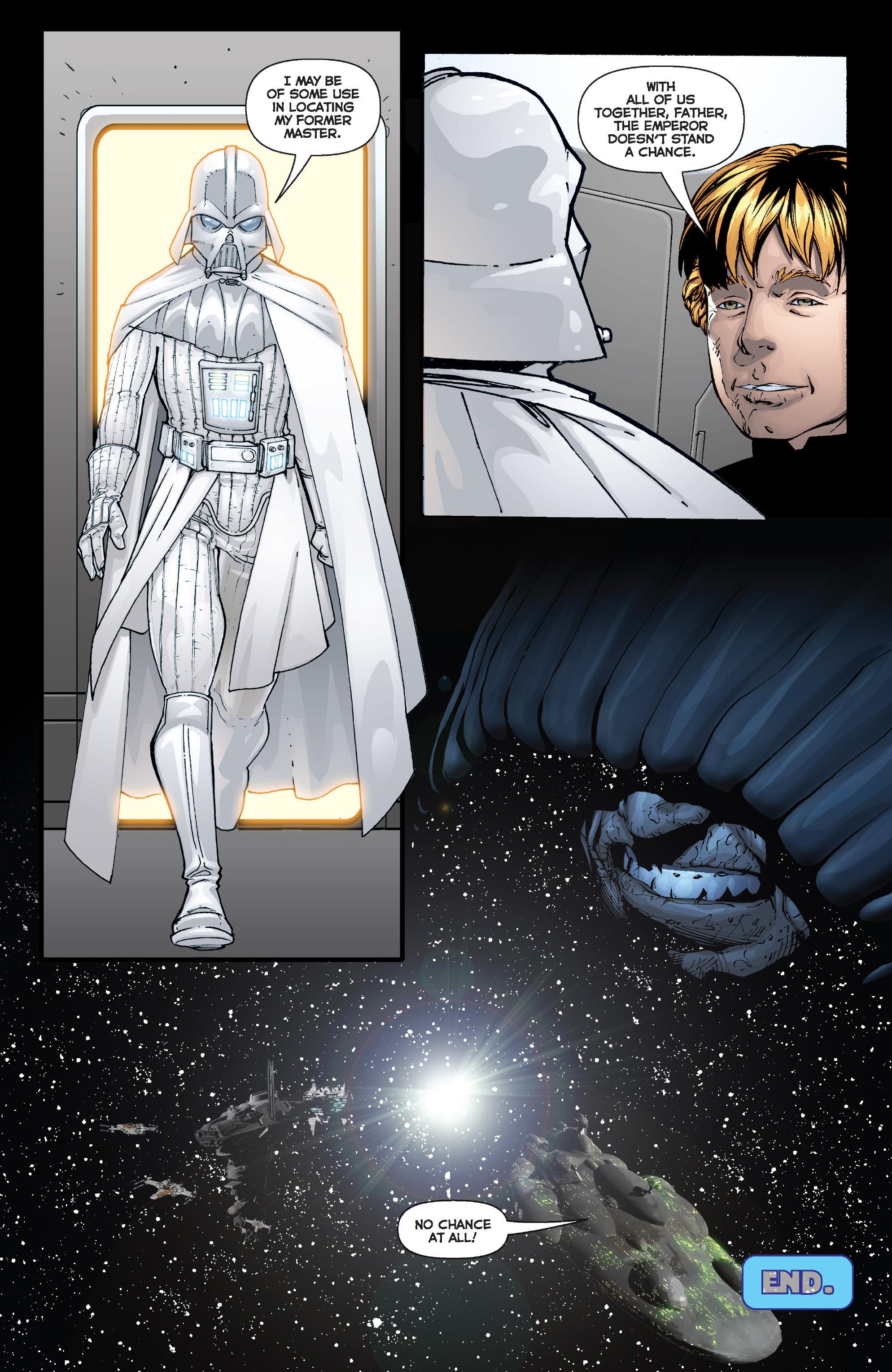 Read online Star Wars Omnibus comic -  Issue # Vol. 27 - 276