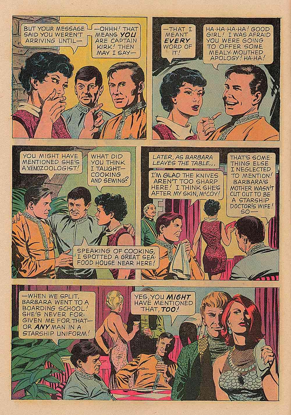 Star Trek (1967) issue 40 - Page 10