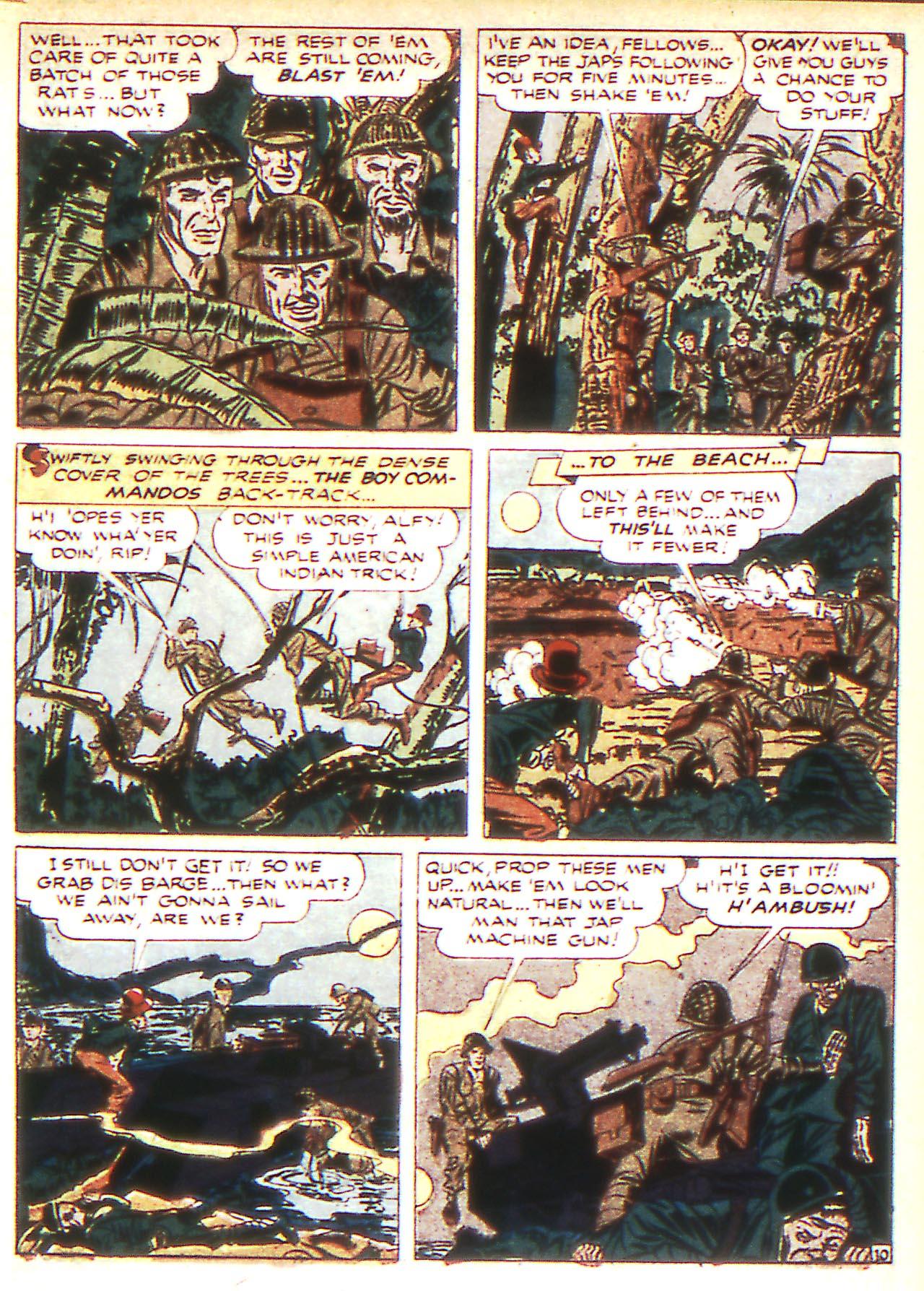 Read online Detective Comics (1937) comic -  Issue #81 - 55