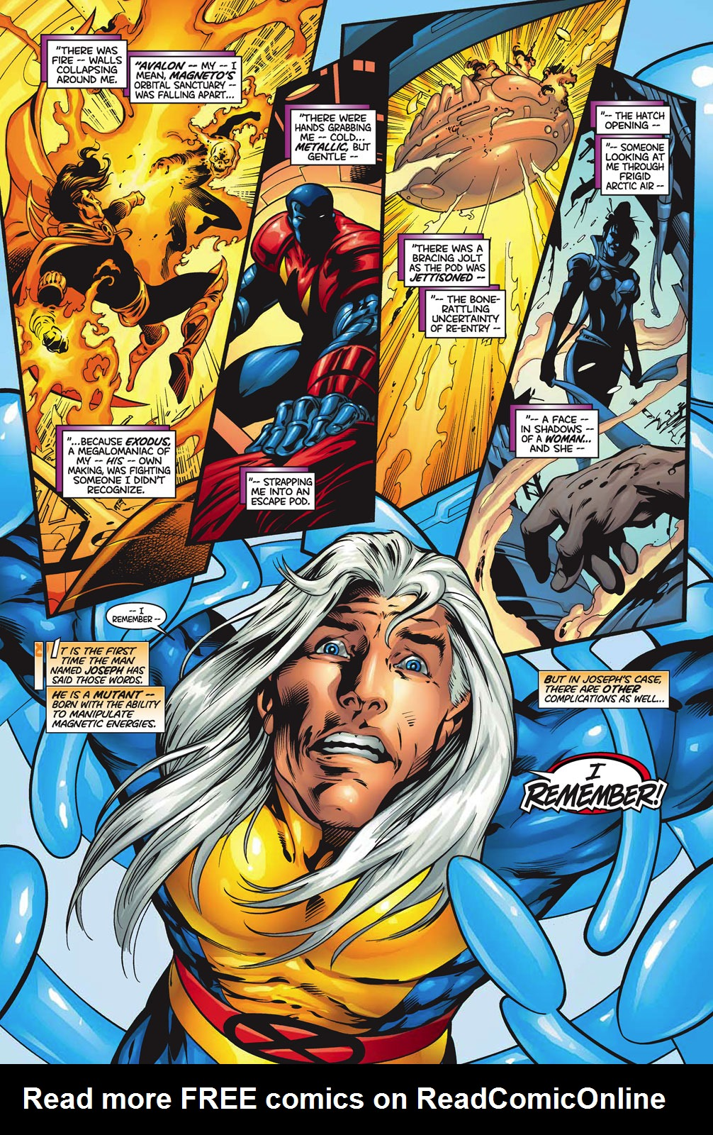 X-Men (1991) 86 Page 1