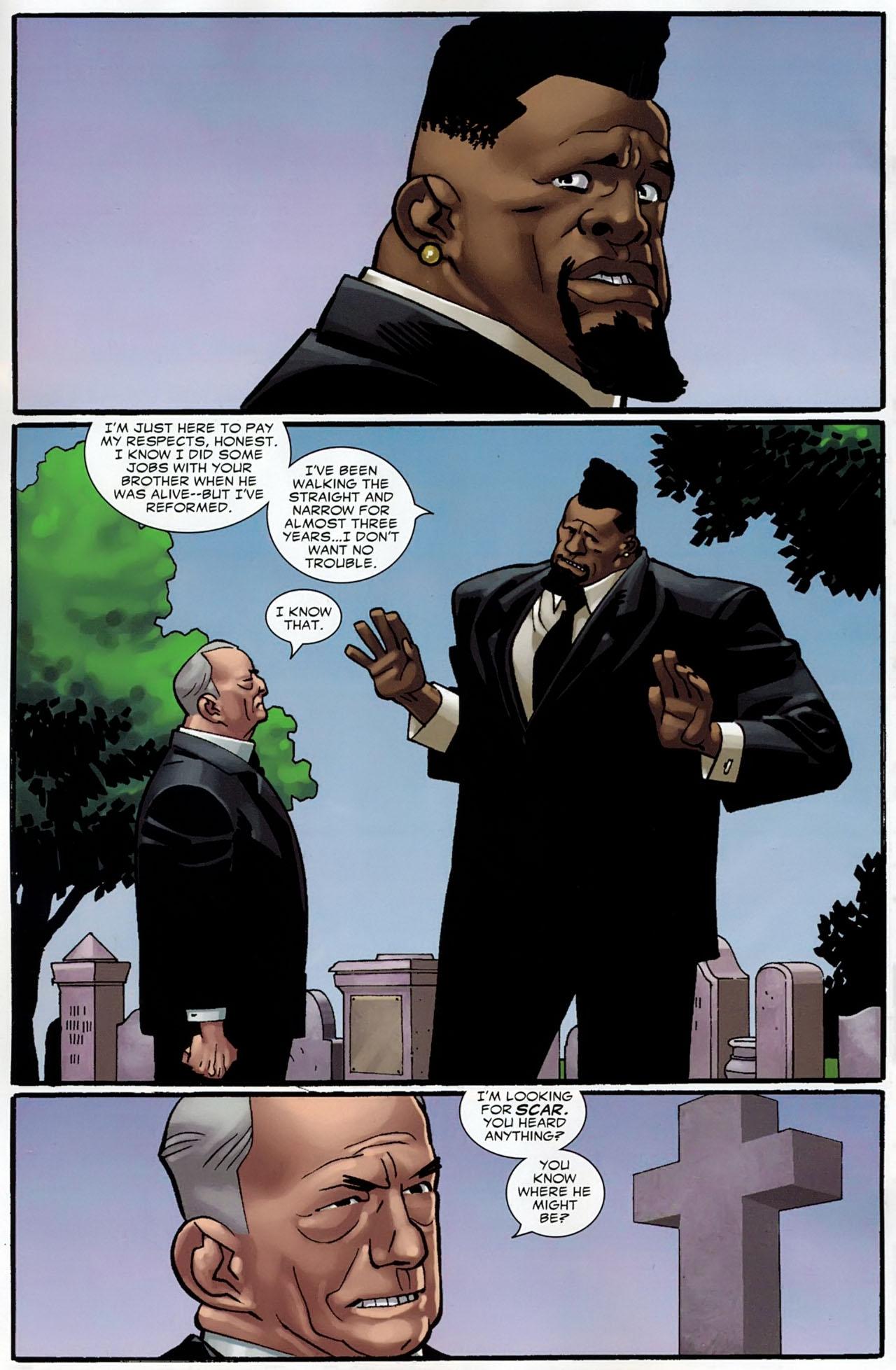 Read online Destroyer comic -  Issue #2 - 3