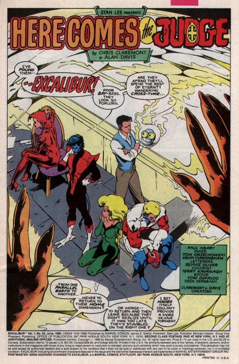 Excalibur (1988) issue 23 - Page 2