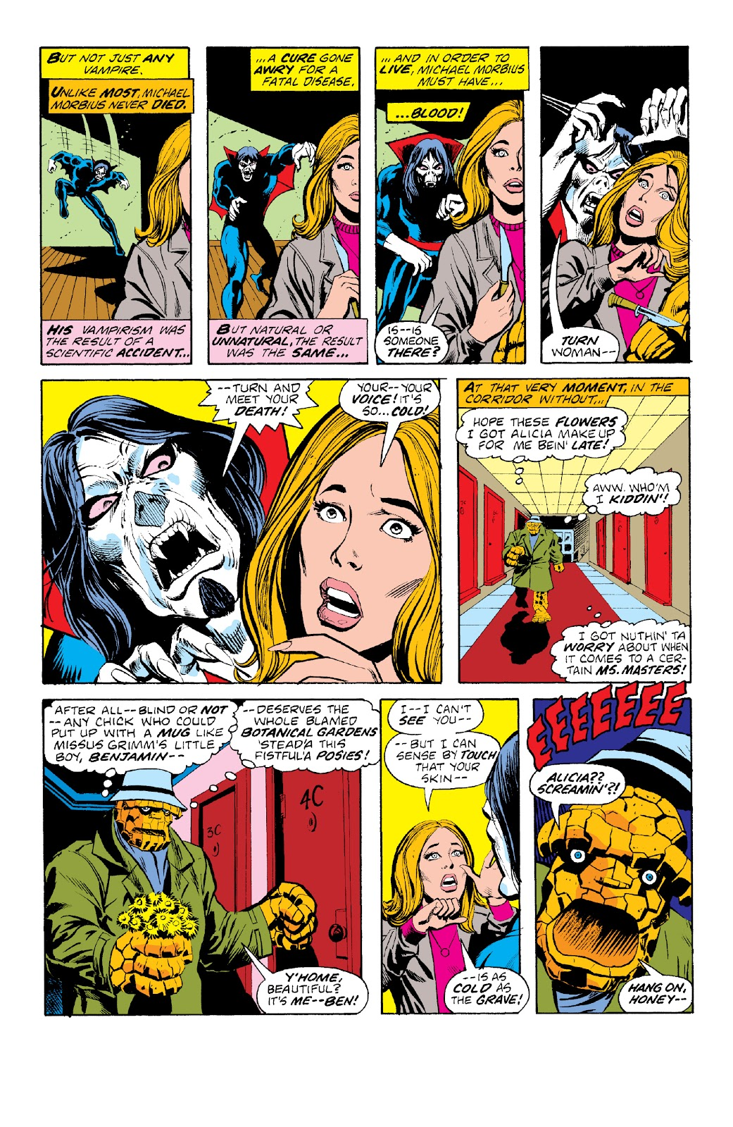 Read online Marvel Two-In-One Epic Collection: Cry Monster comic -  Issue # TPB (Part 4) - 13