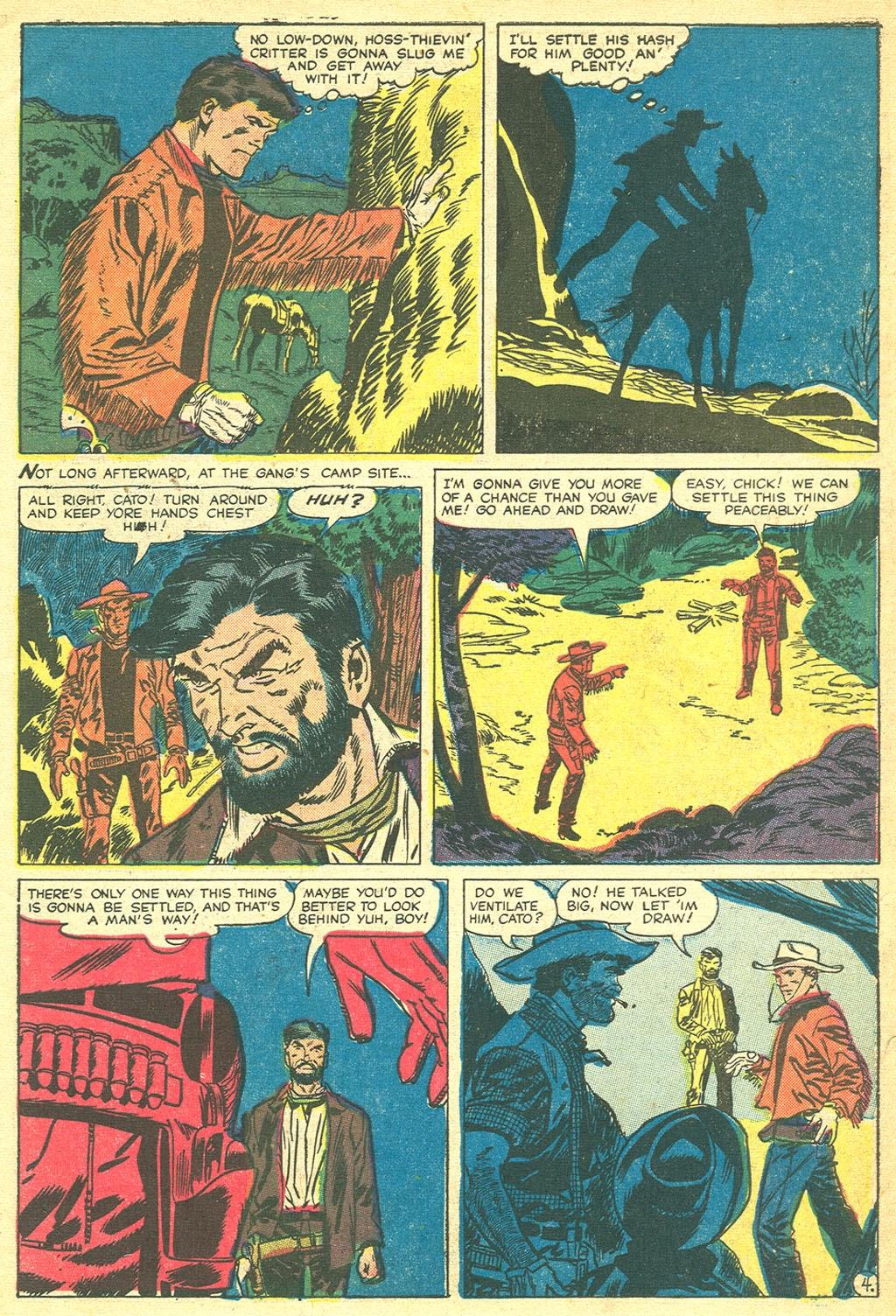 Gunsmoke Western issue 41 - Page 31