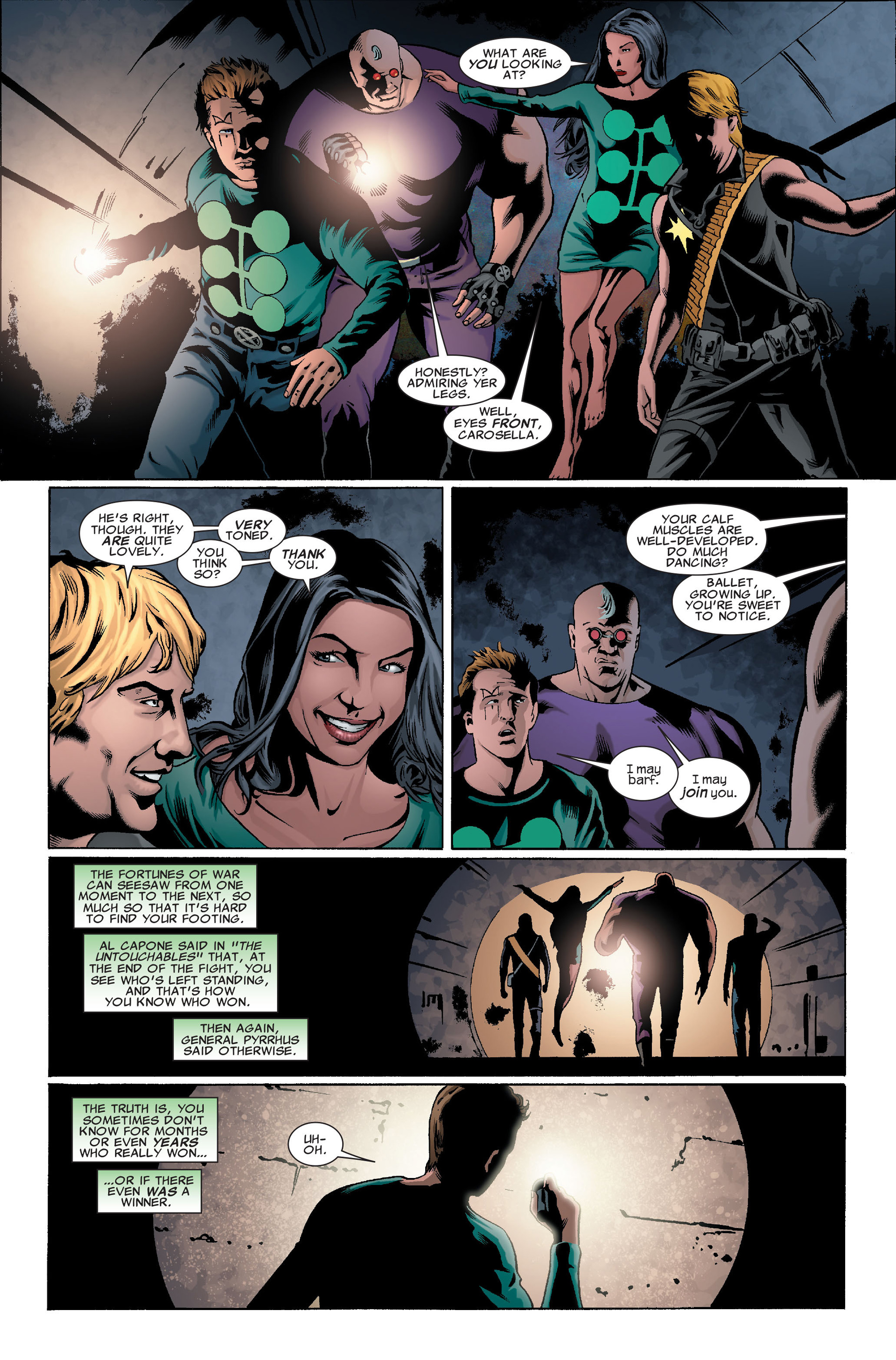 Read online X-Factor (2006) comic -  Issue #37 - 14
