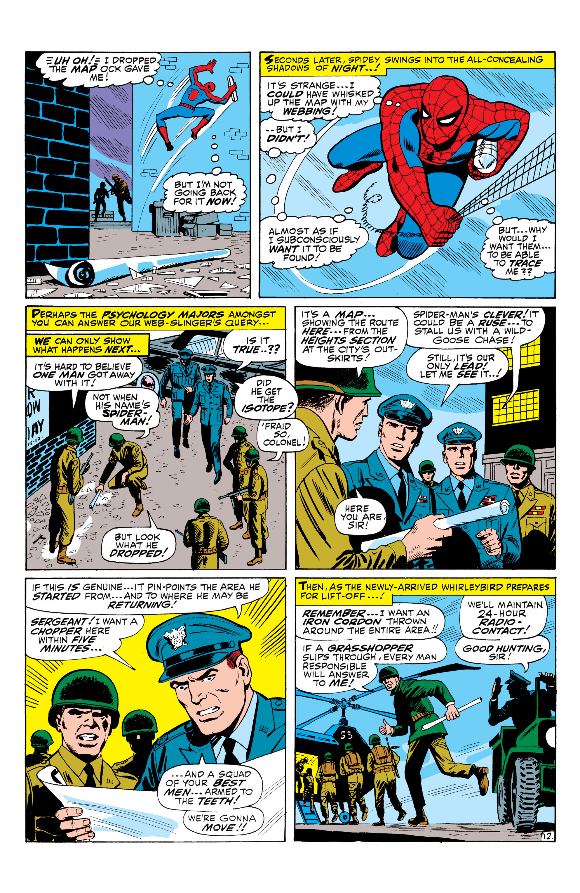 The Amazing Spider-Man (1963) 56 Page 12
