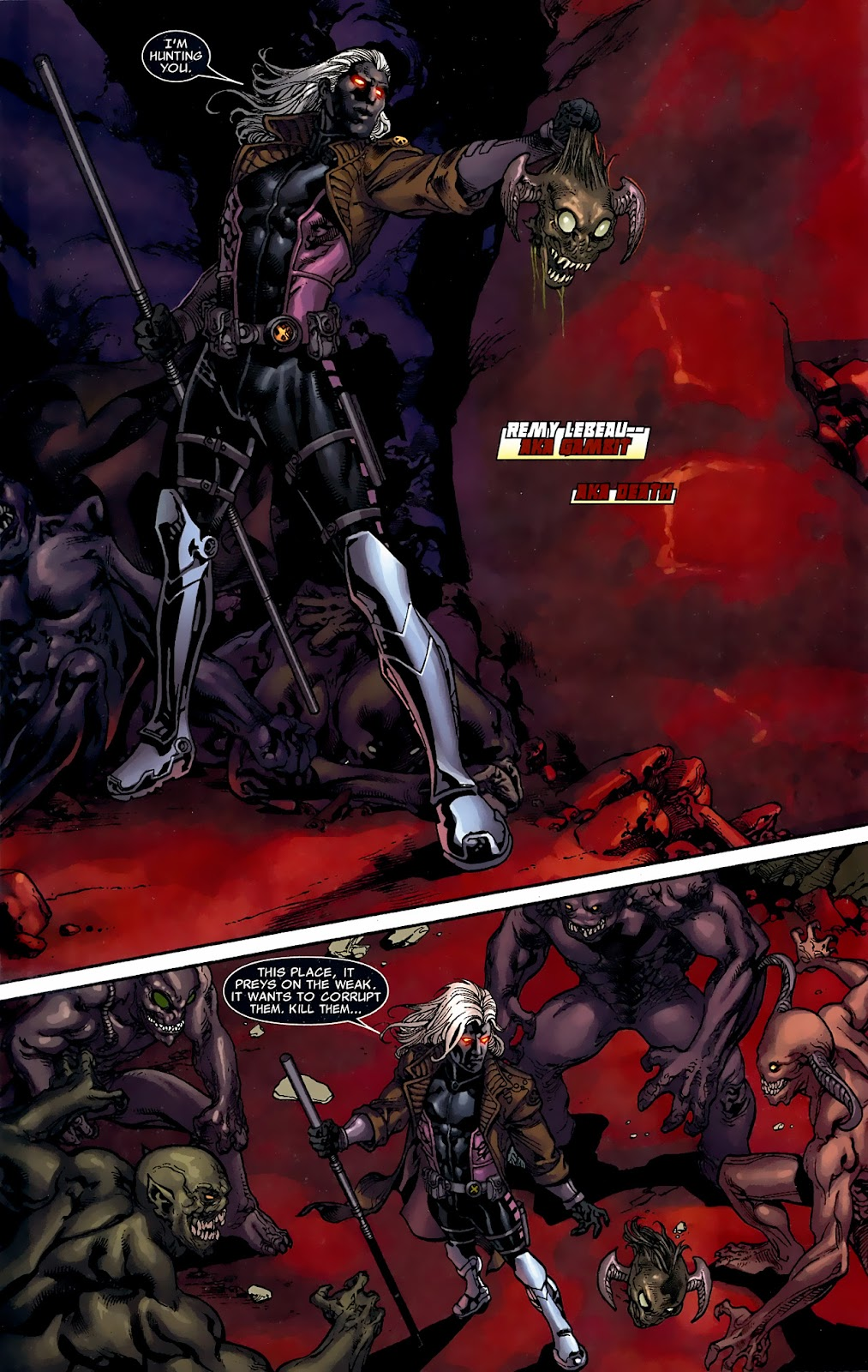 Read online X-Men: Second Coming Revelations comic -  Issue # TPB (Part 2) - 12