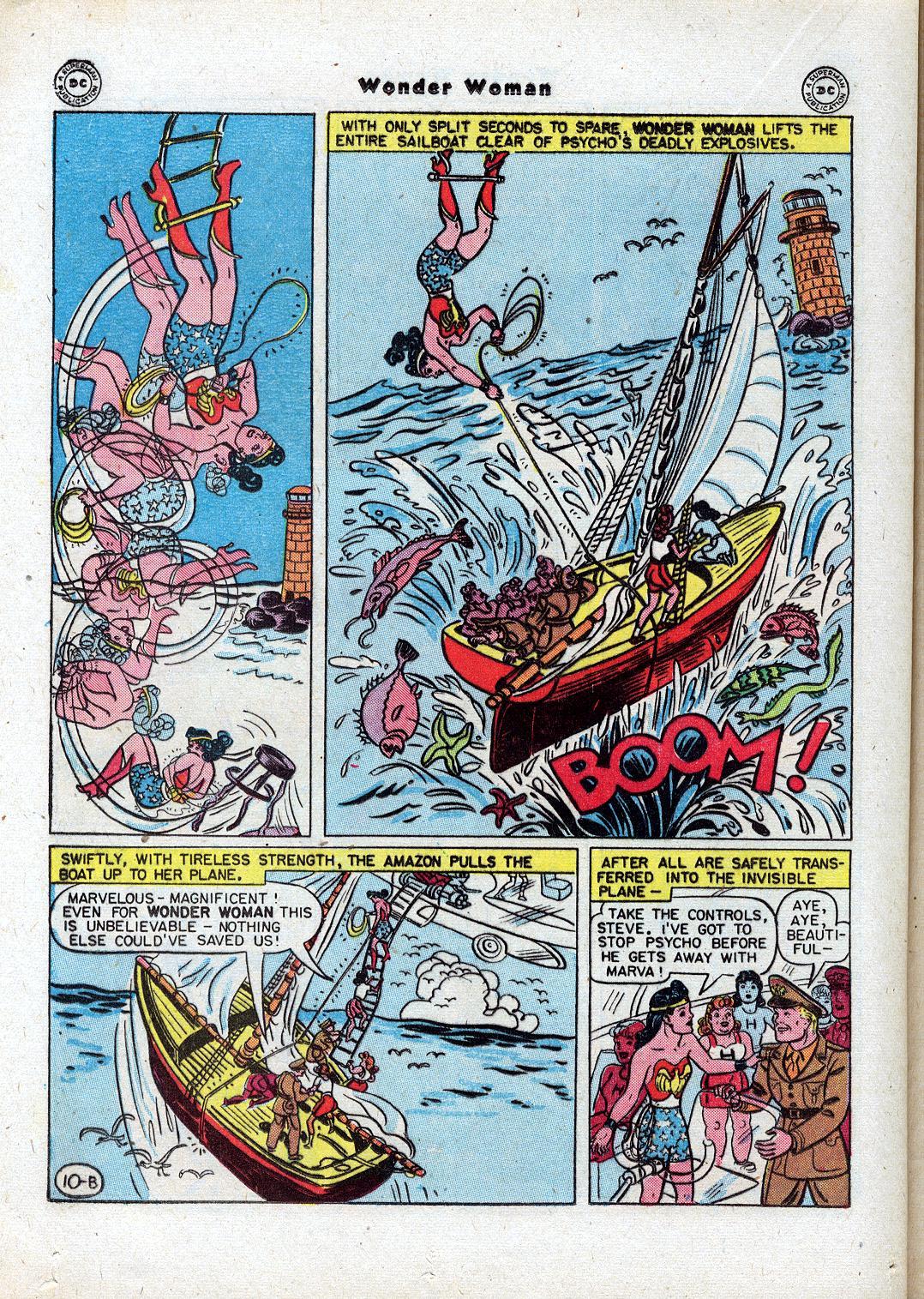 Read online Wonder Woman (1942) comic -  Issue #18 - 34
