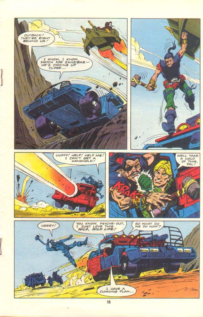 G.I. Joe European Missions issue 11 - Page 14