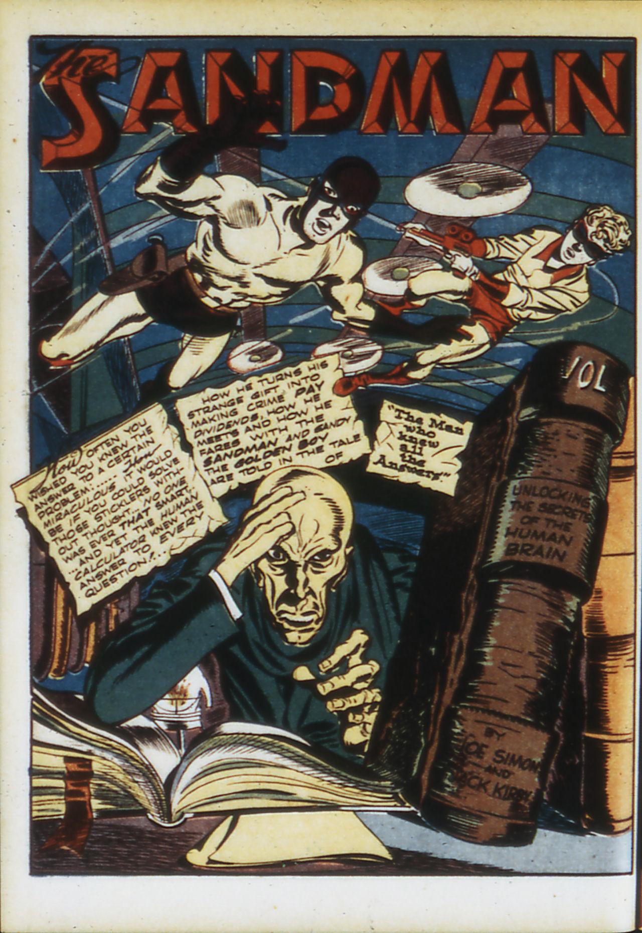 Read online Adventure Comics (1938) comic -  Issue #74 - 57