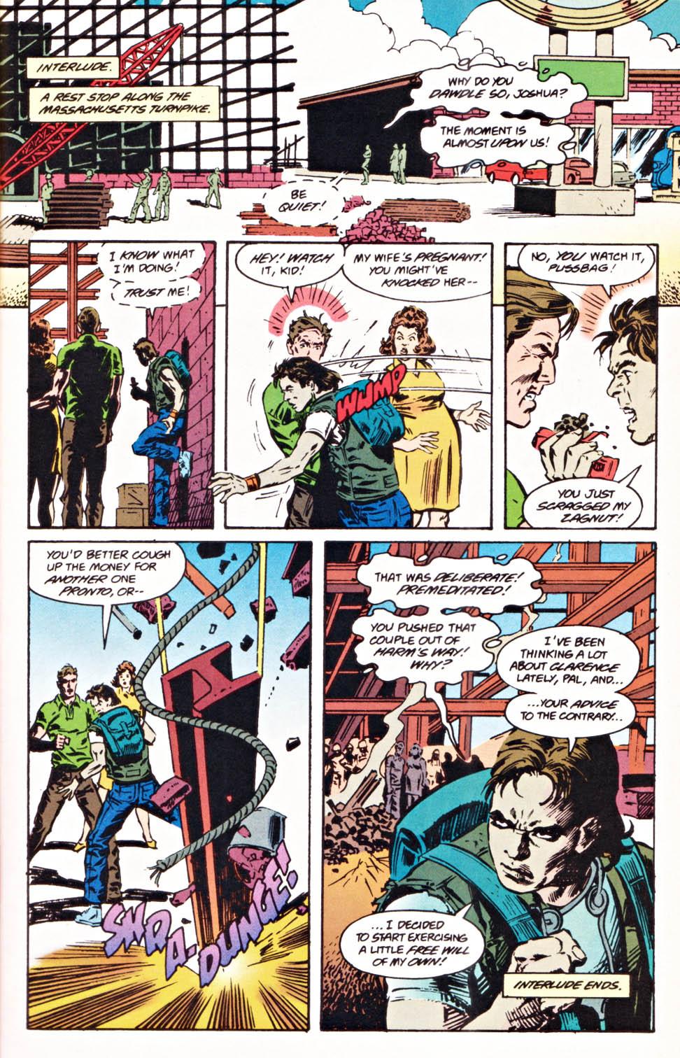 Read online Secret Defenders comic -  Issue #22 - 9
