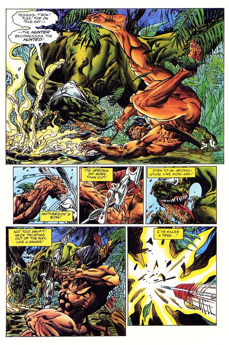 Read online Turok, Dinosaur Hunter (1993) comic -  Issue #1 - 9
