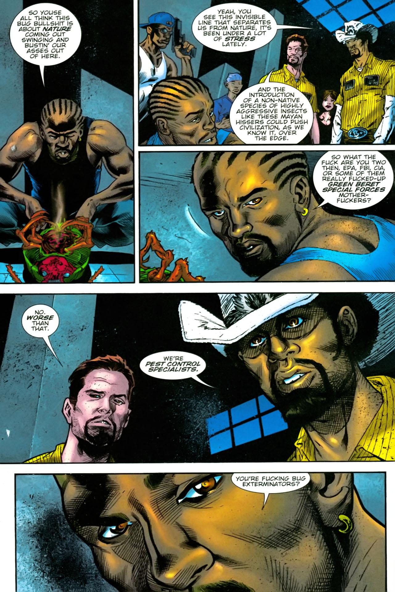 Read online The Exterminators comic -  Issue #22 - 12