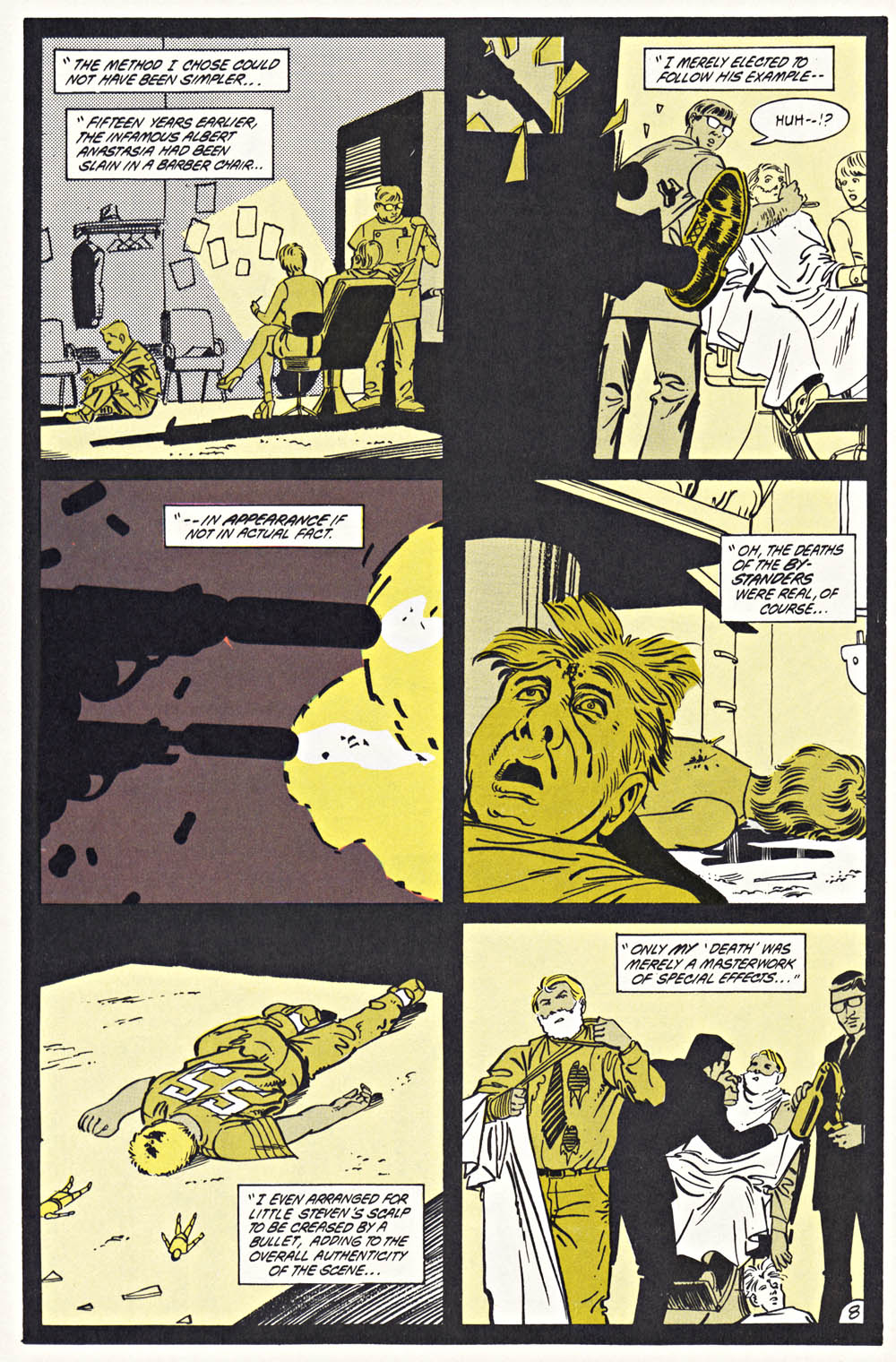 Haywire 6 Page 8