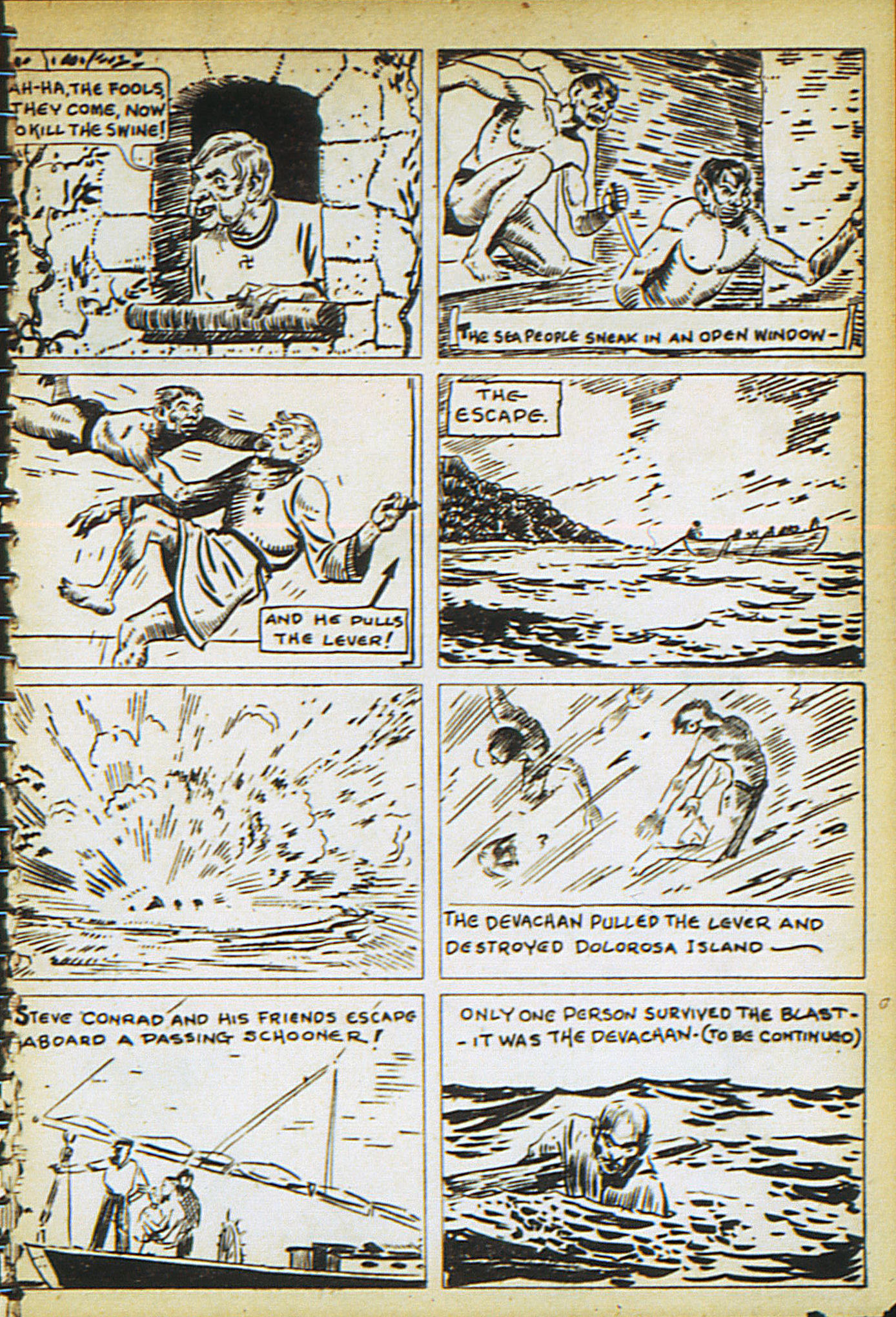 Read online Adventure Comics (1938) comic -  Issue #13 - 25