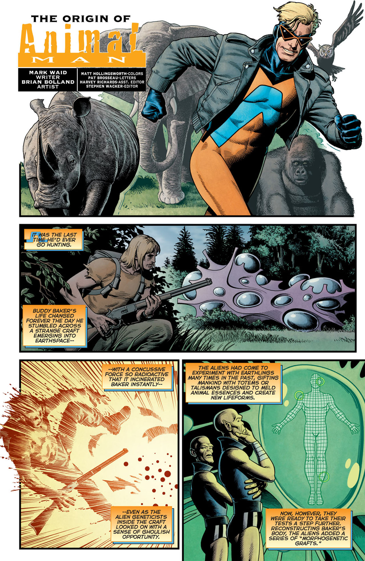 Read online 52 comic -  Issue #19 - 23