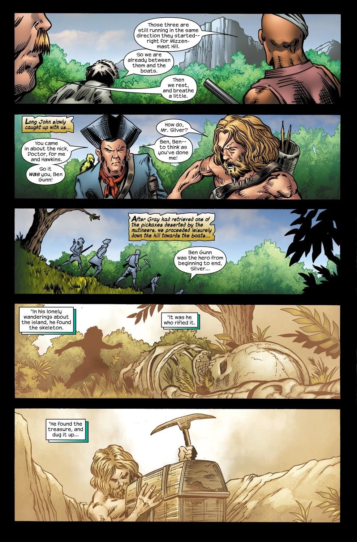 Read online Treasure Island comic -  Issue #6 - 12