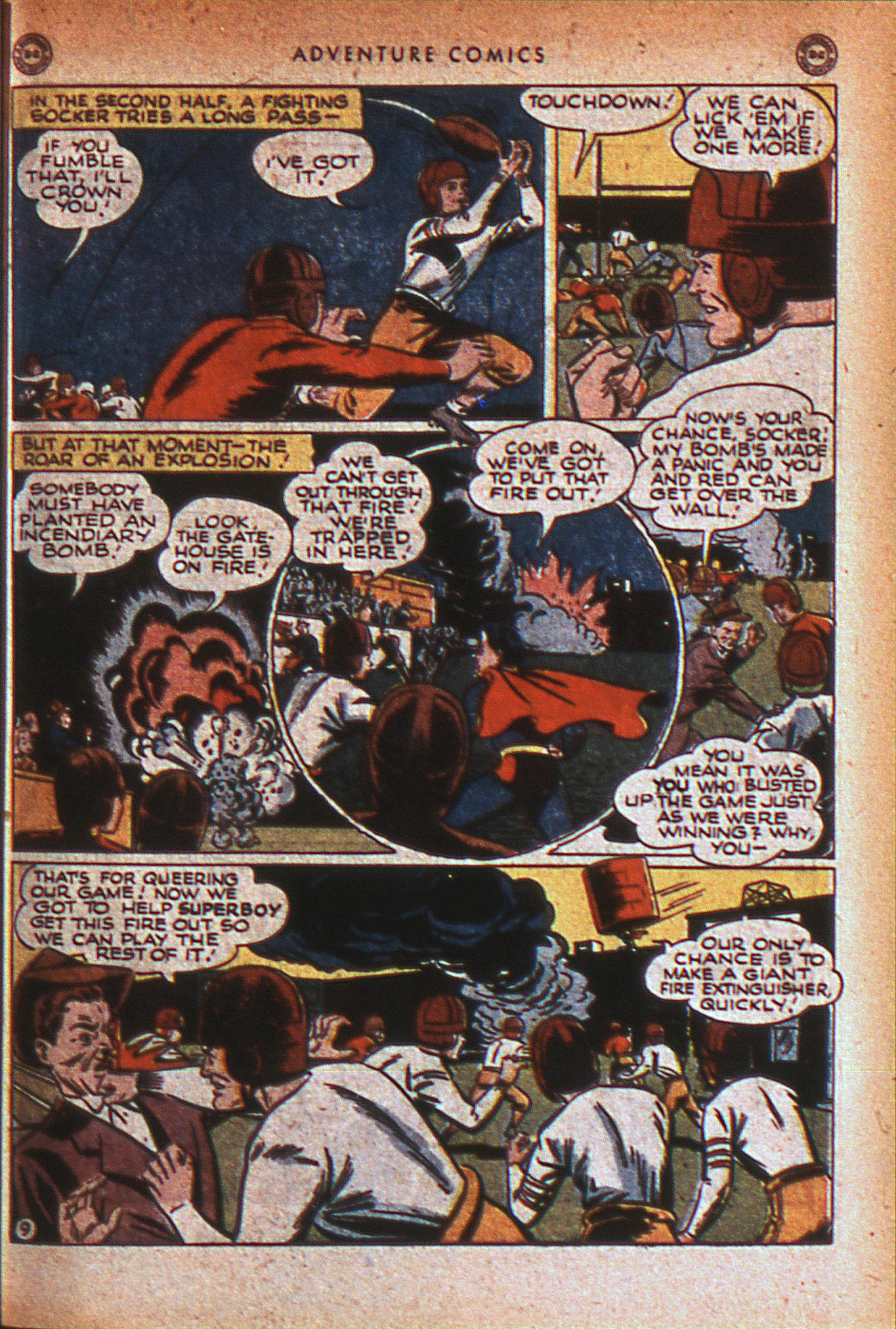 Read online Adventure Comics (1938) comic -  Issue #124 - 12