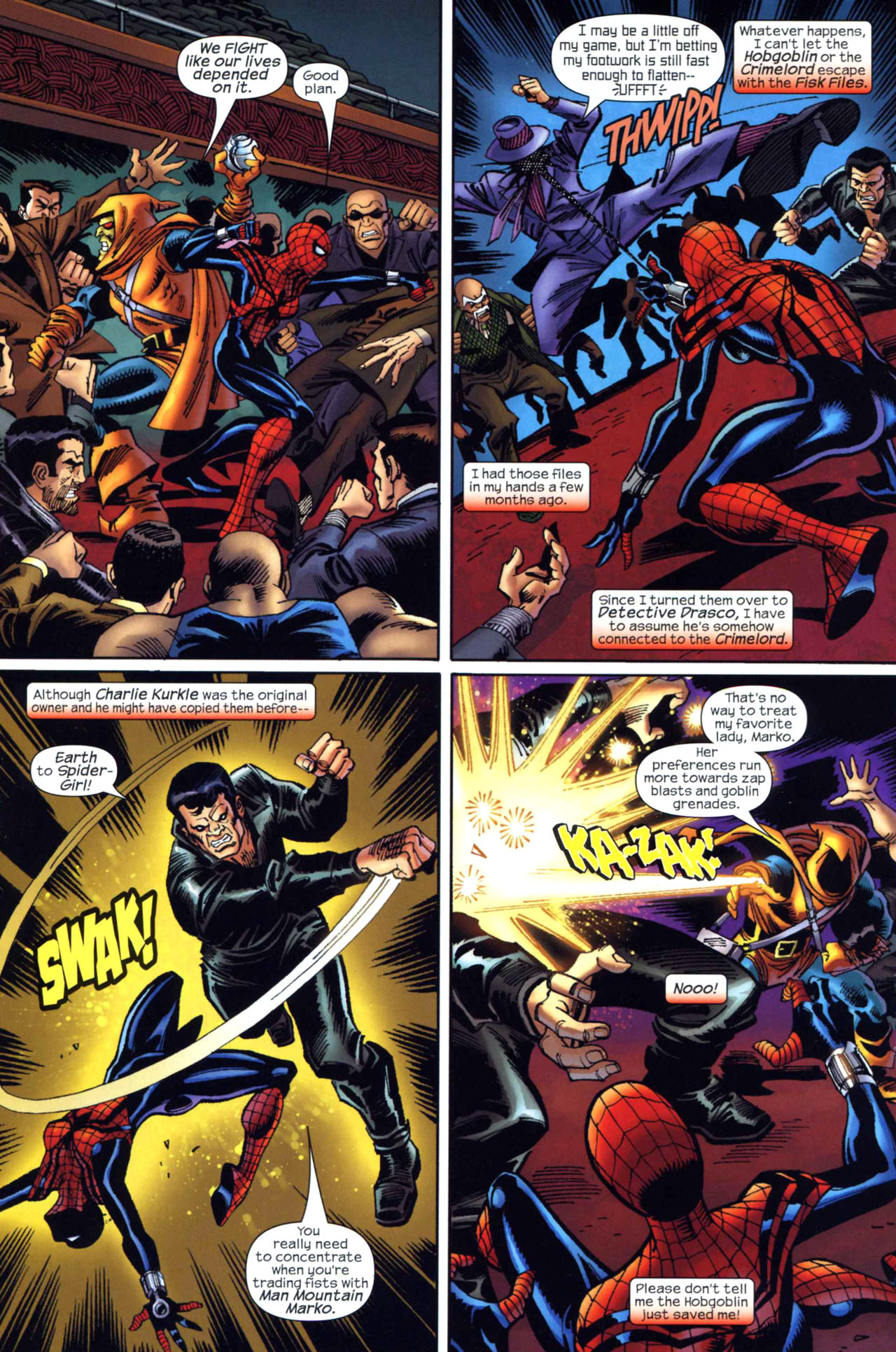 Read online Amazing Spider-Girl comic -  Issue #18 - 10