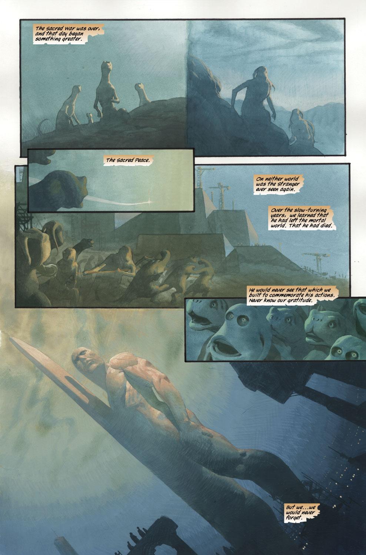 Read online Silver Surfer: Requiem comic -  Issue #3 - 26