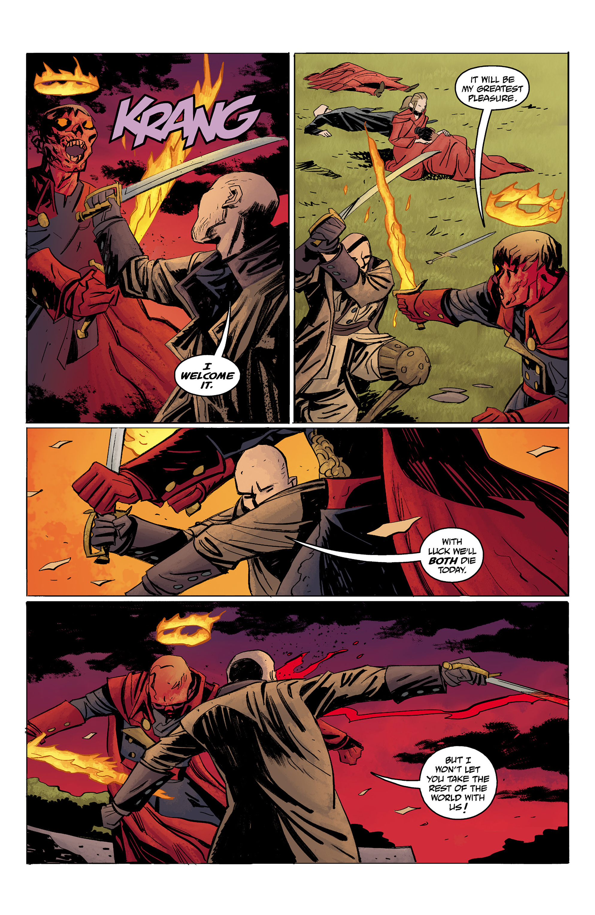 Read online Baltimore: The Red Kingdom comic -  Issue #5 - 20