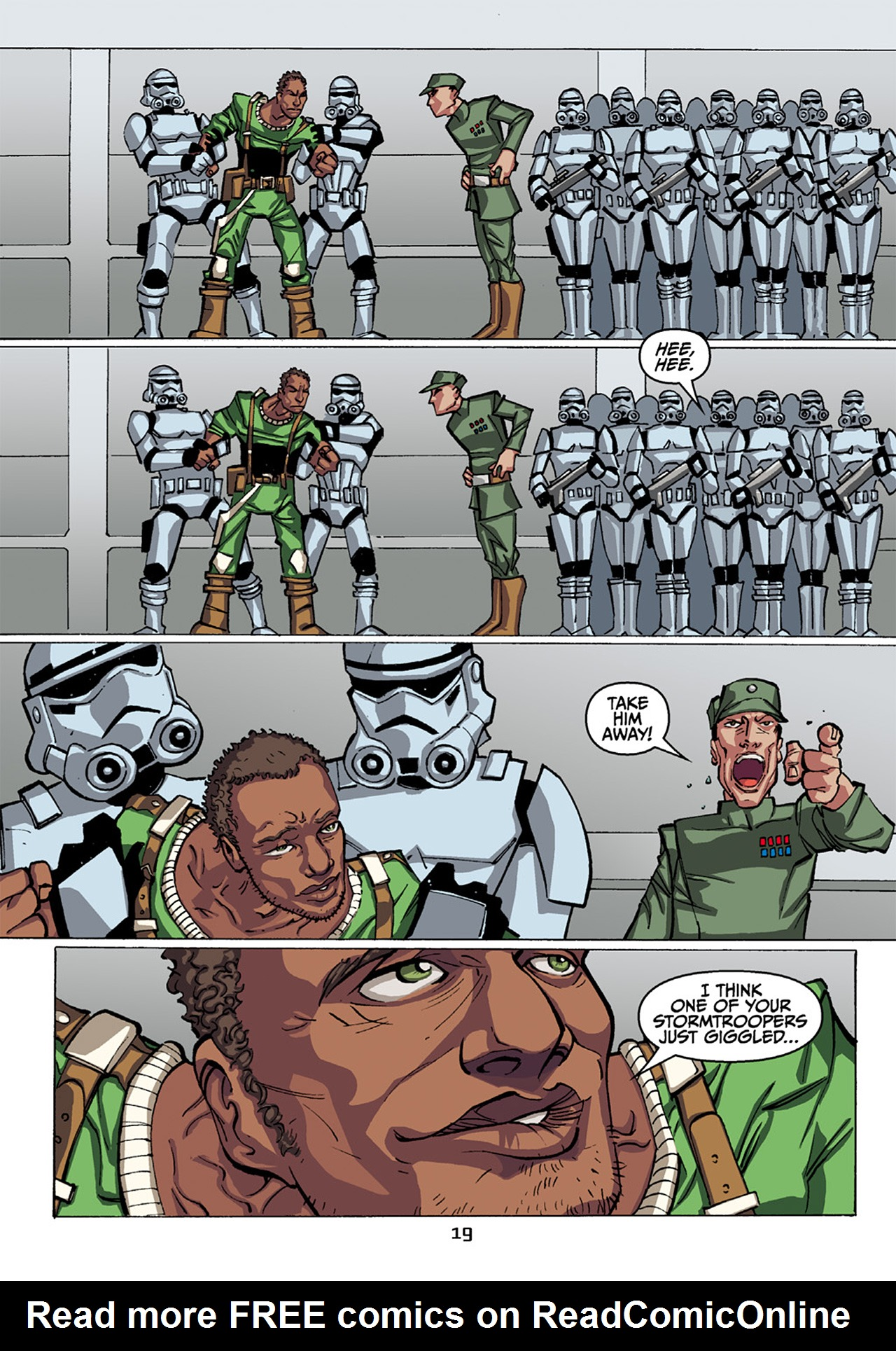 Read online Star Wars Omnibus comic -  Issue # Vol. 33 - 259