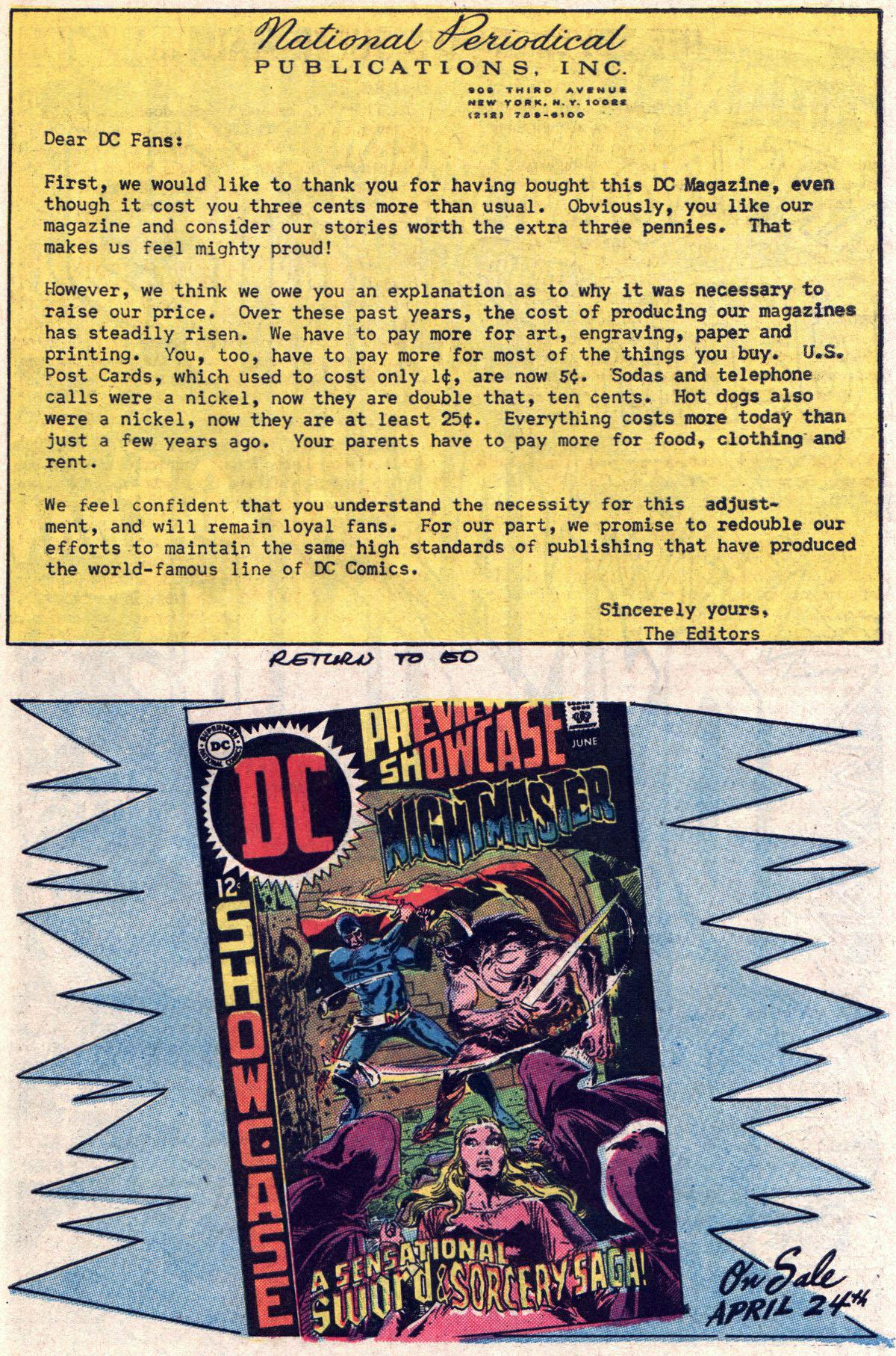 Read online Adventure Comics (1938) comic -  Issue #381 - 33