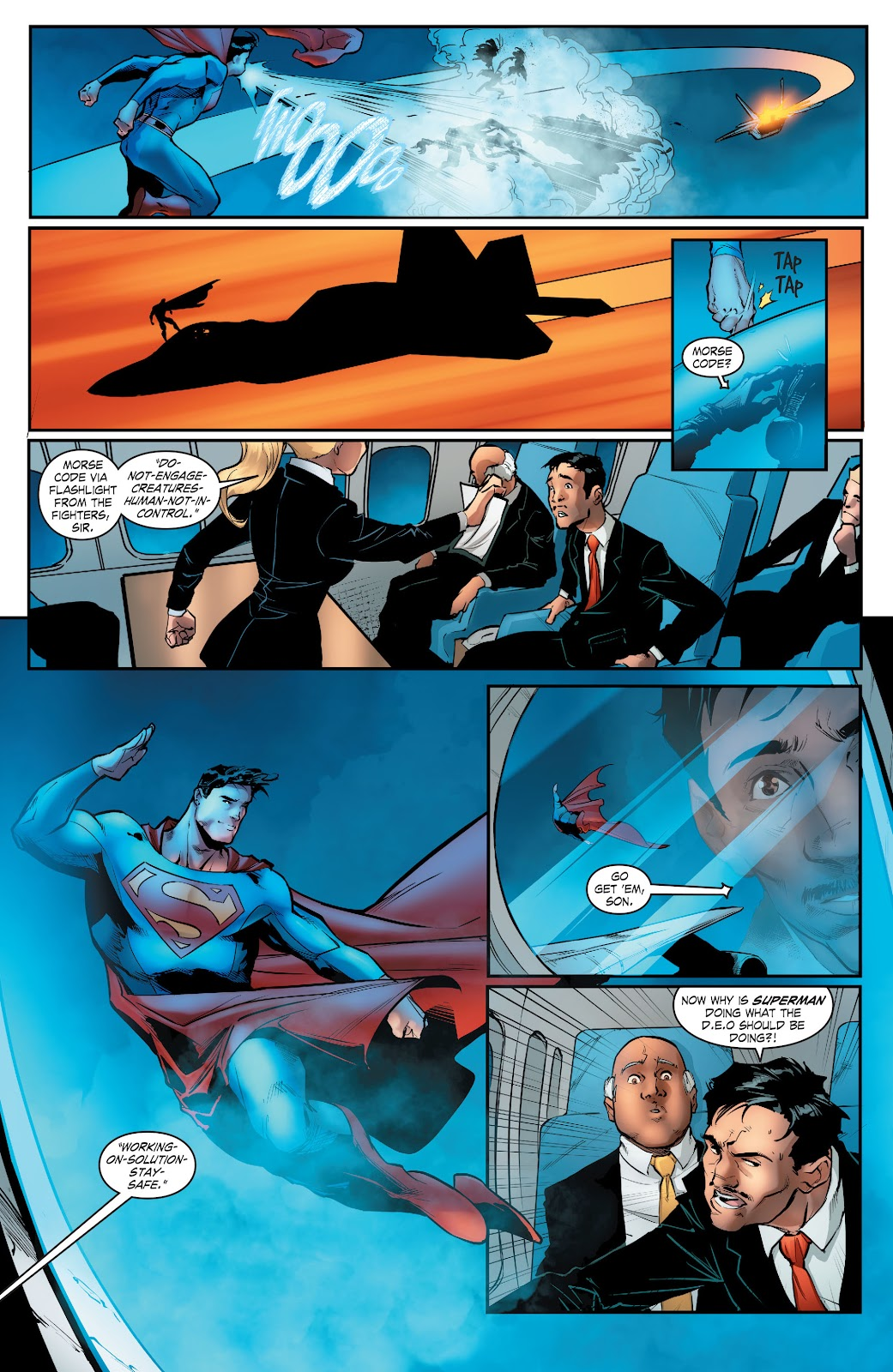 Read online Smallville Season 11 [II] comic -  Issue # TPB 5 - 106