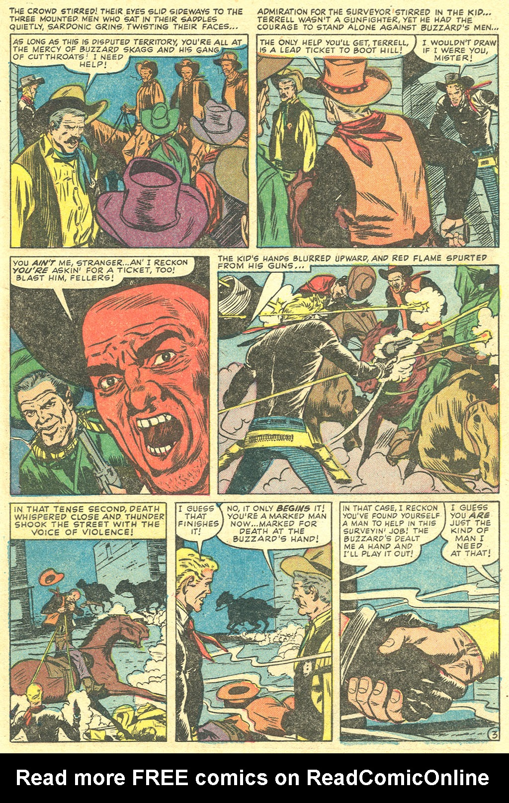 Read online Two-Gun Kid comic -  Issue #21 - 29