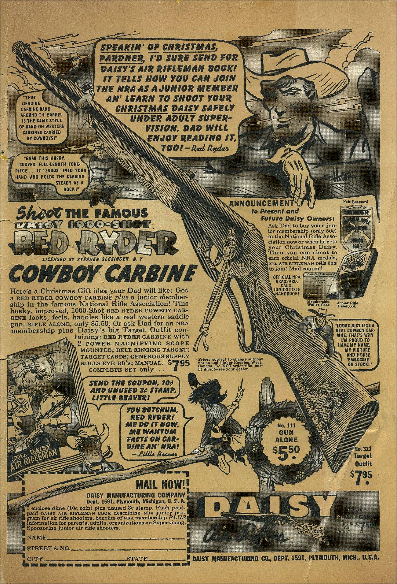 Read online Adventure Comics (1938) comic -  Issue #171 - 43