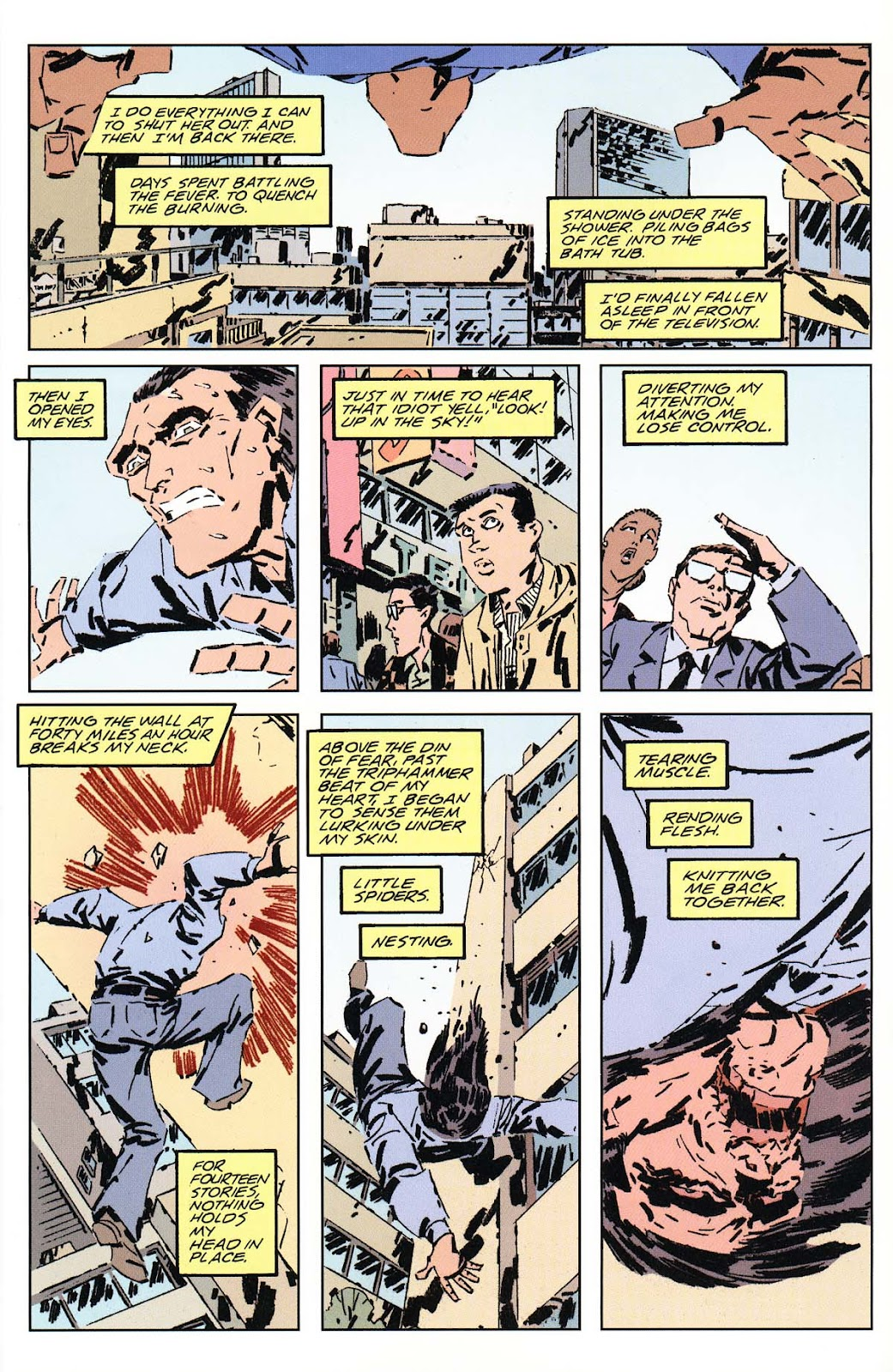 Read online Dominion (2002) comic -  Issue #1 - 14
