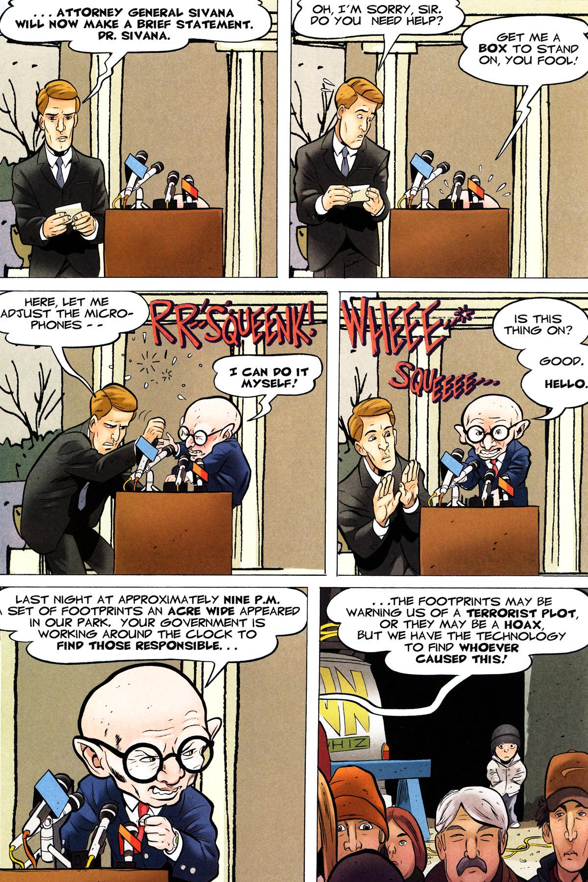 Read online Shazam!: The Monster Society of Evil comic -  Issue #2 - 10