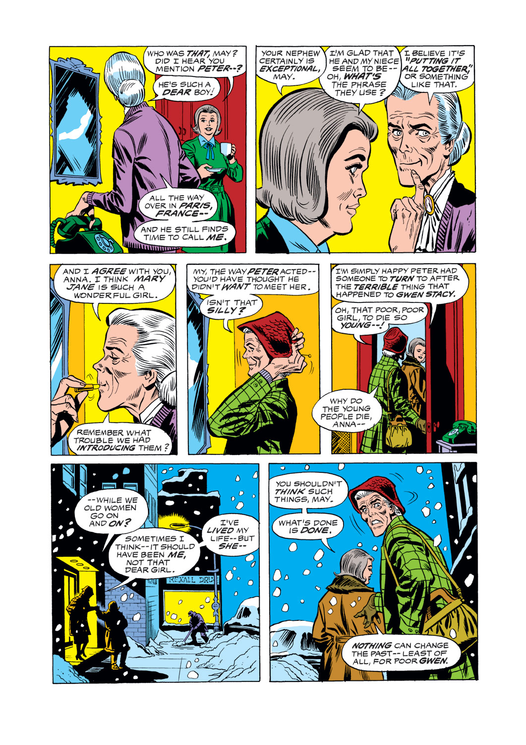 The Amazing Spider-Man (1963) 144 Page 5