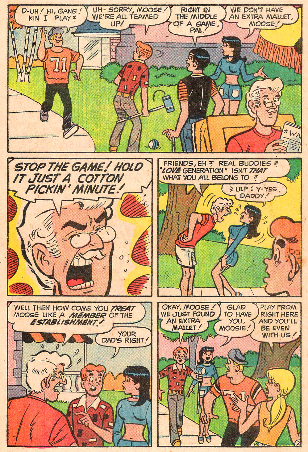 Read online Archie's Girls Betty and Veronica comic -  Issue #189 - 30