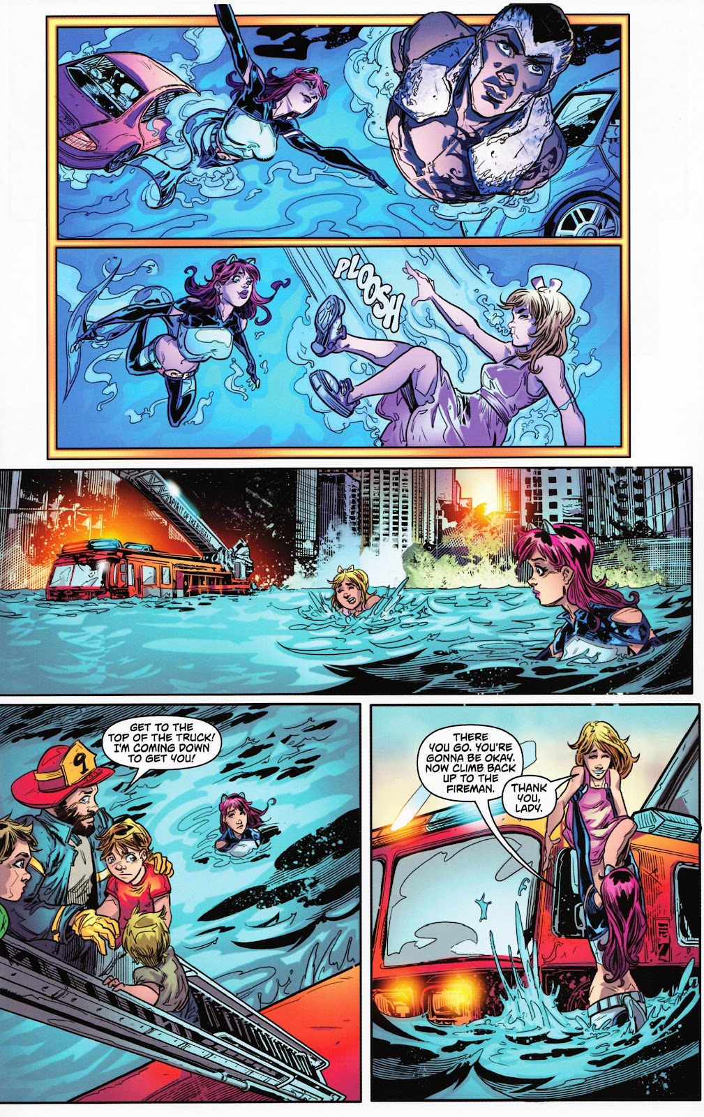 Read online Critter (2012) comic -  Issue #11 - 22