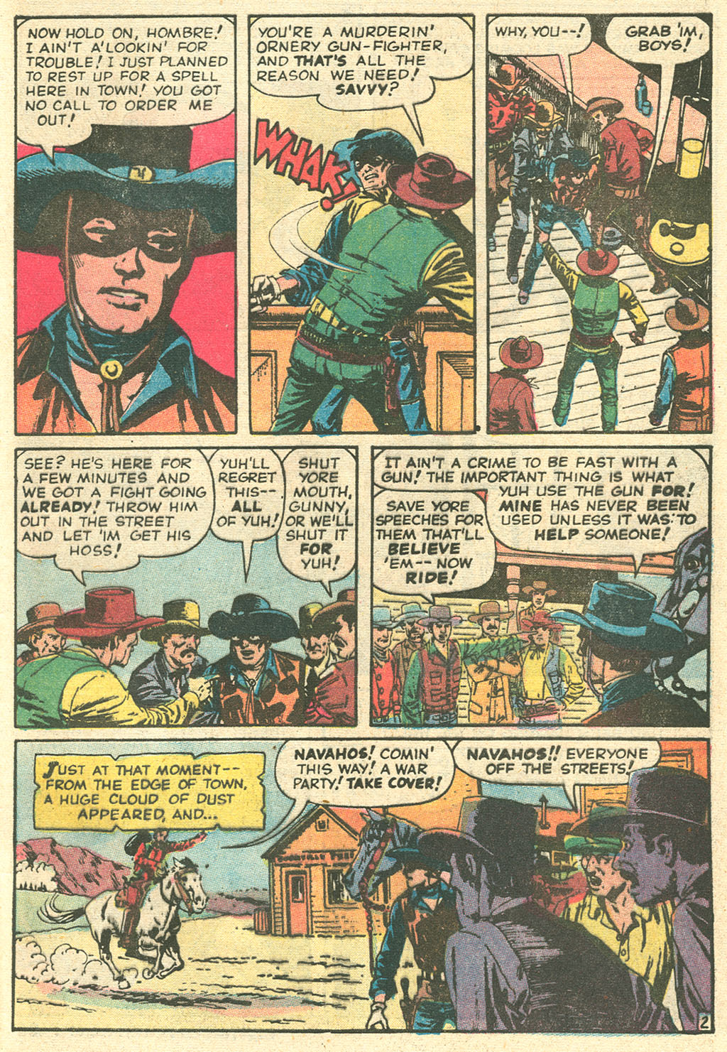 Read online Two-Gun Kid comic -  Issue #99 - 28