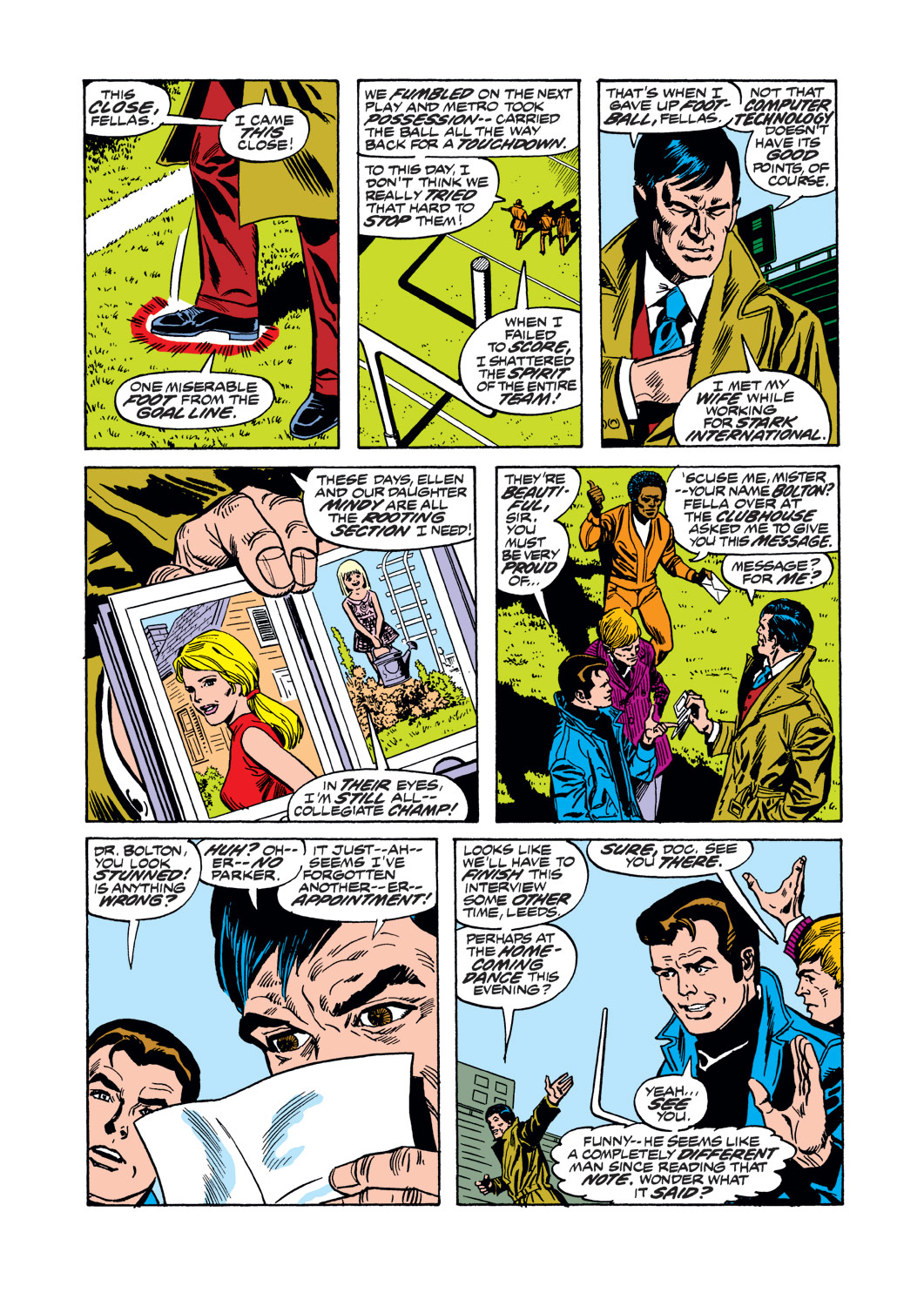 The Amazing Spider-Man (1963) 153 Page 9