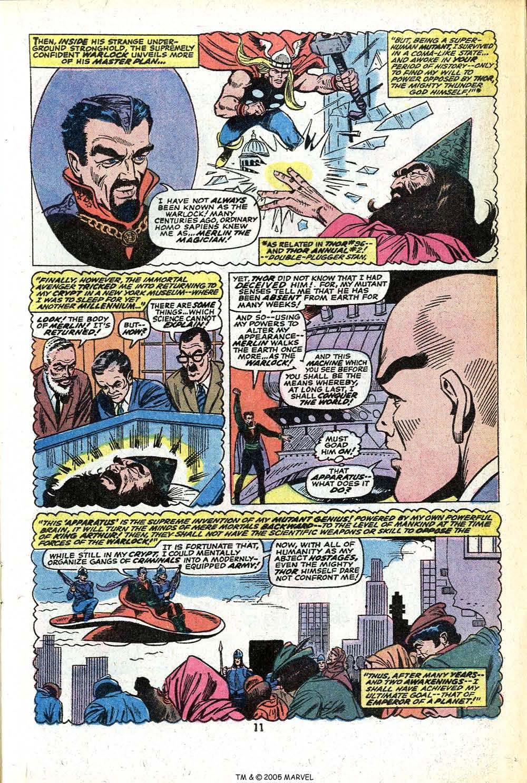 Read online Uncanny X-Men (1963) comic -  Issue #78 - 13