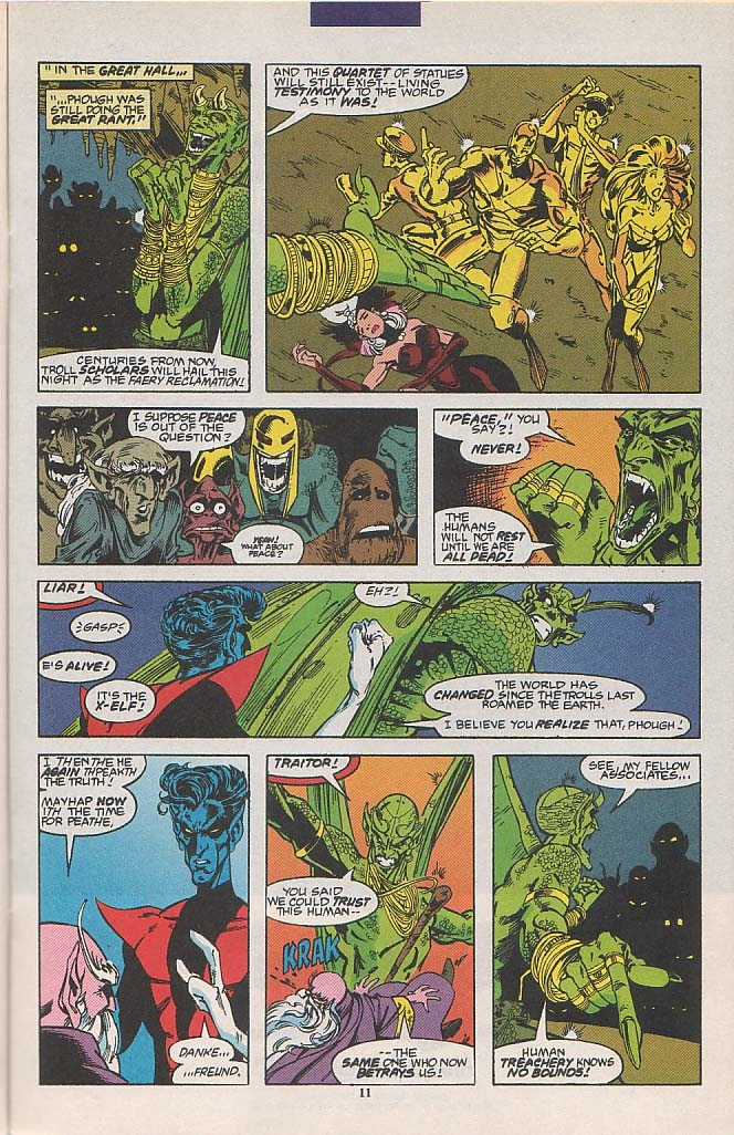 Excalibur (1988) issue 58 - Page 12
