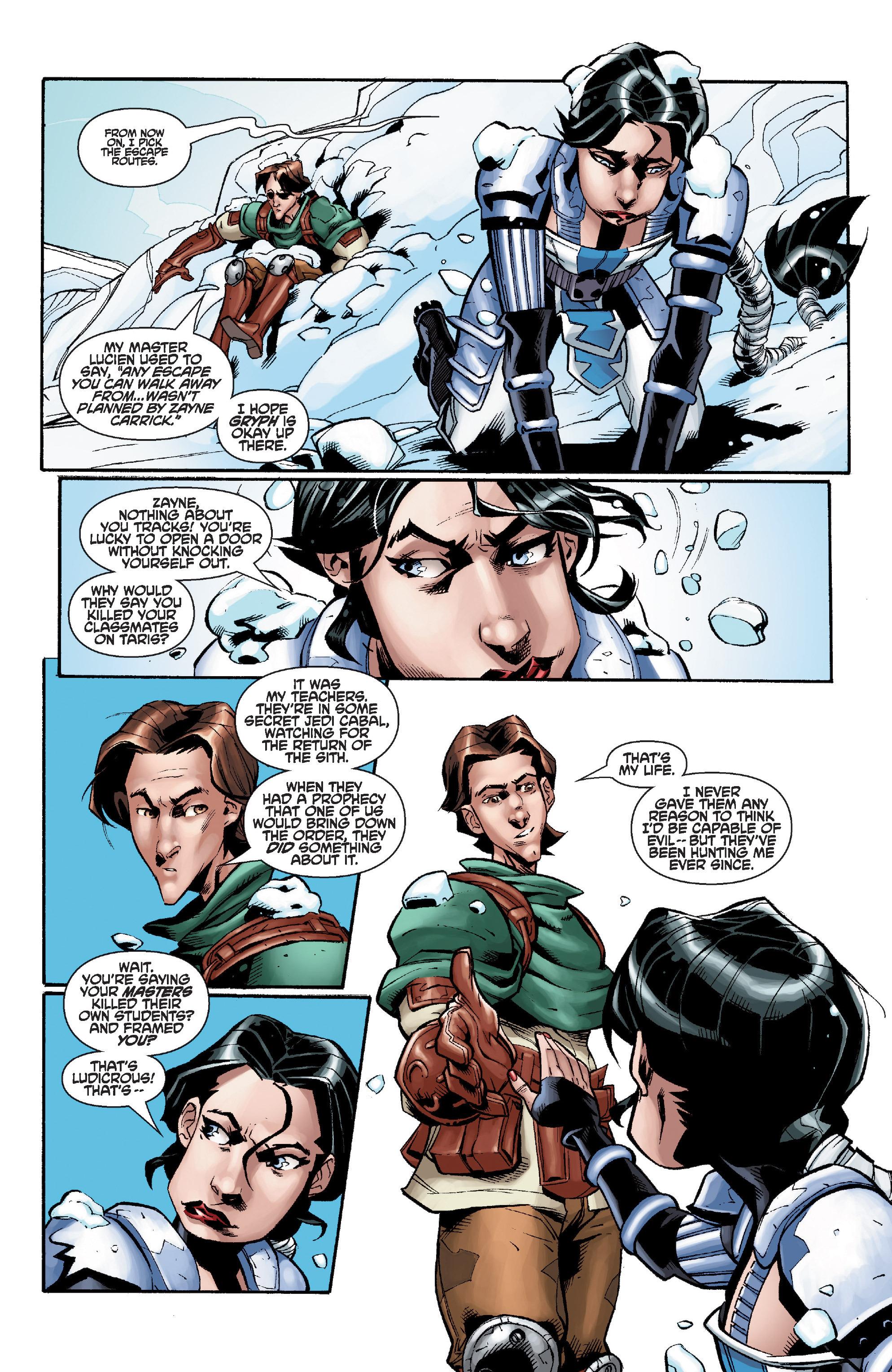 Read online Star Wars Omnibus comic -  Issue # Vol. 32 - 193