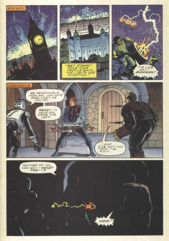 Read online Secret Weapons comic -  Issue #13 - 7