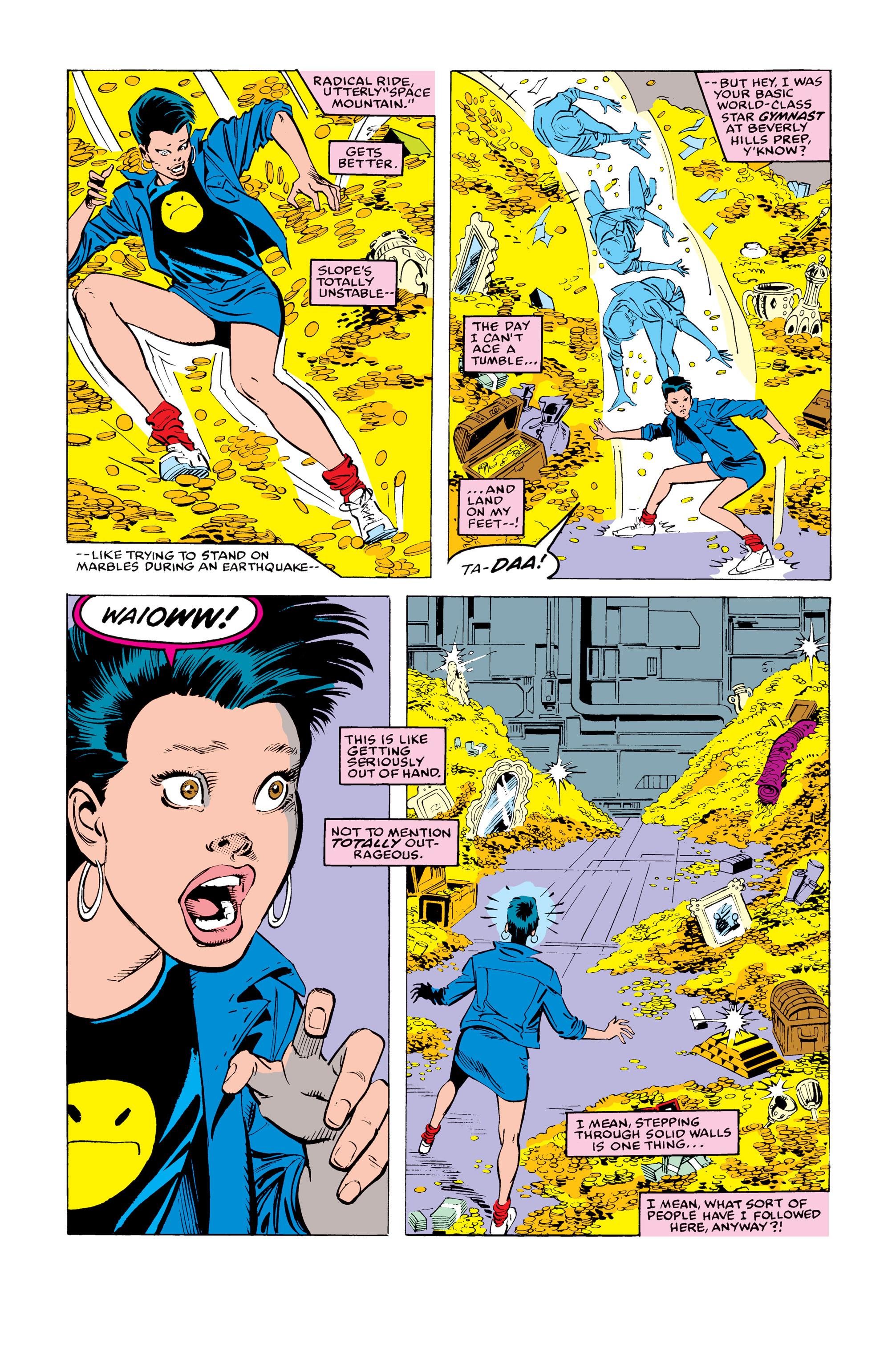 Read online Uncanny X-Men (1963) comic -  Issue # _Annual 13 - 42
